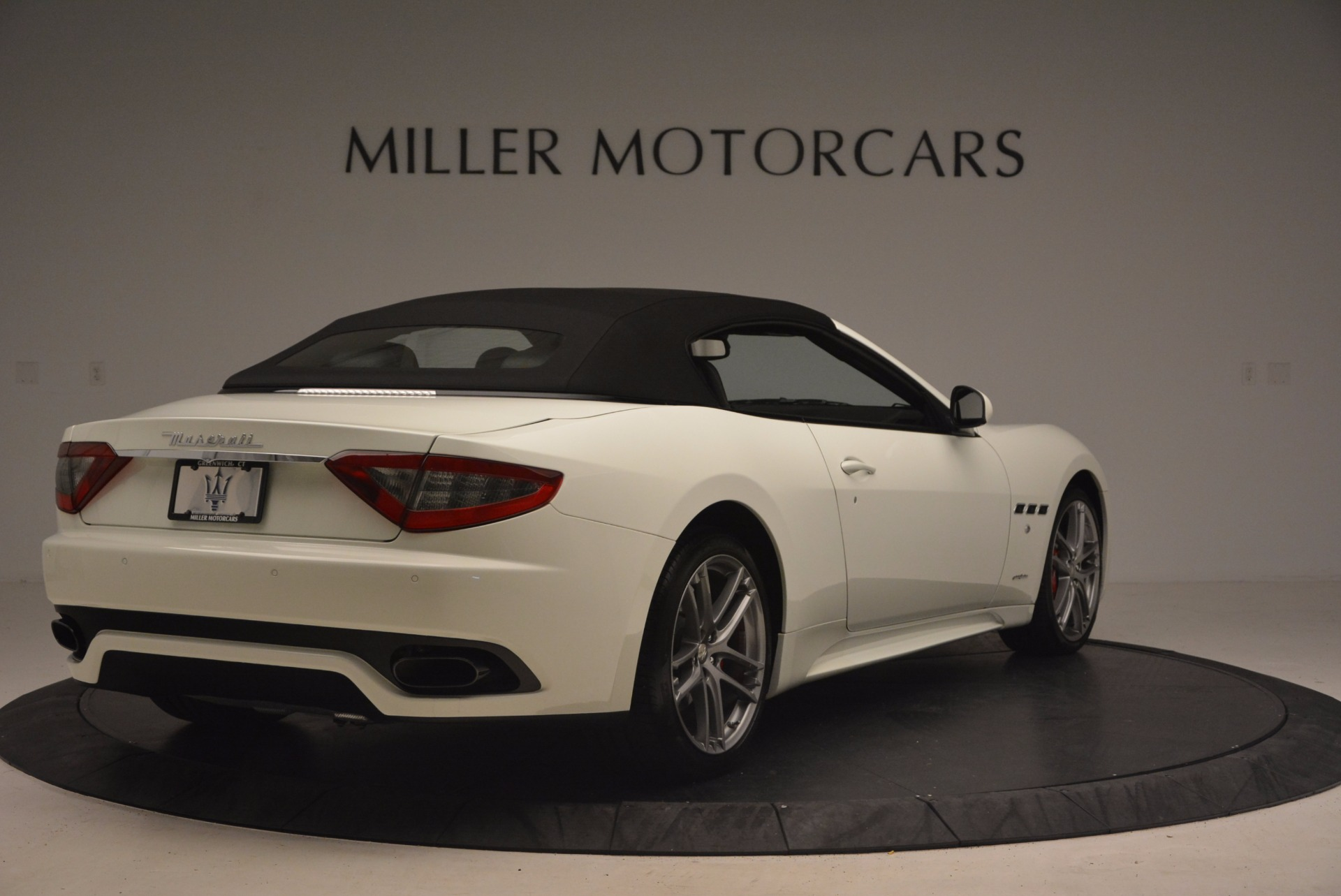 Used 2016 Maserati GranTurismo Sport For Sale In Greenwich, CT. Alfa Romeo of Greenwich, 7224 1278_p20