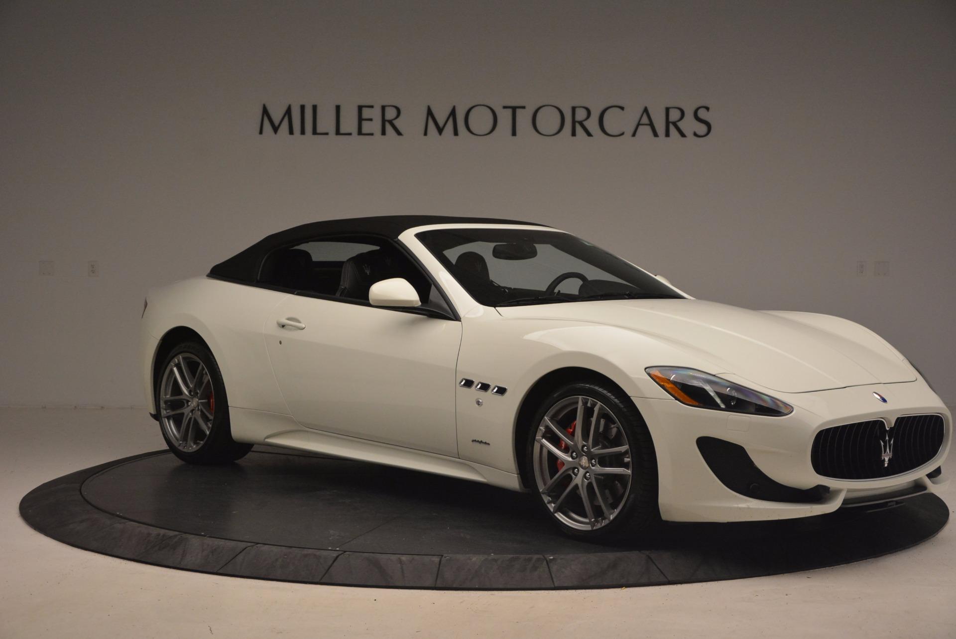 Used 2016 Maserati GranTurismo Sport For Sale In Greenwich, CT. Alfa Romeo of Greenwich, 7224 1278_p23