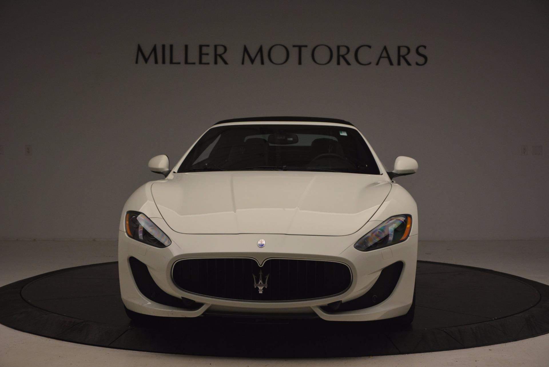 Used 2016 Maserati GranTurismo Sport For Sale In Greenwich, CT. Alfa Romeo of Greenwich, 7224 1278_p25