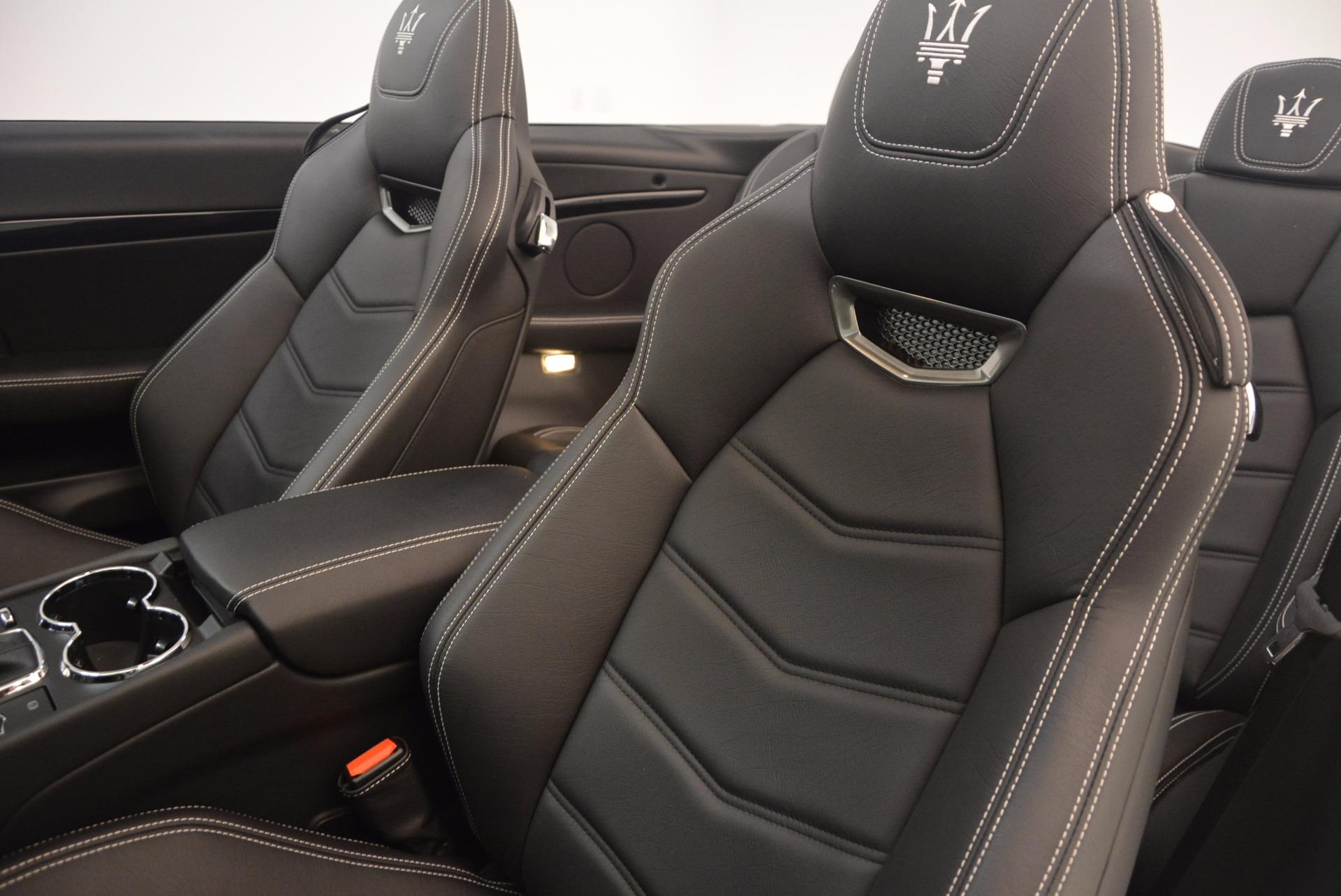 Used 2016 Maserati GranTurismo Sport For Sale In Greenwich, CT. Alfa Romeo of Greenwich, 7224 1278_p28