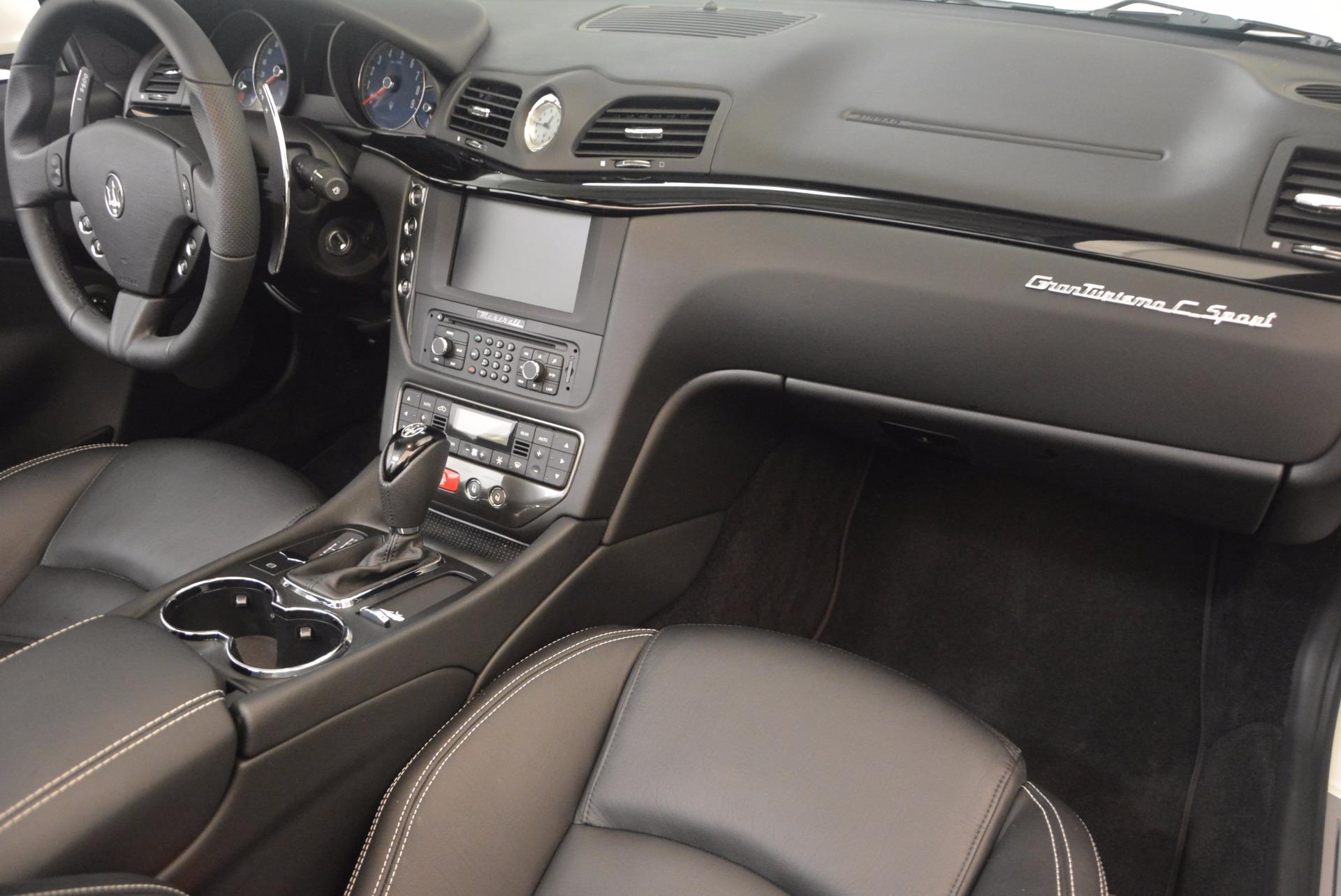 Used 2016 Maserati GranTurismo Sport For Sale In Greenwich, CT. Alfa Romeo of Greenwich, 7224 1278_p32