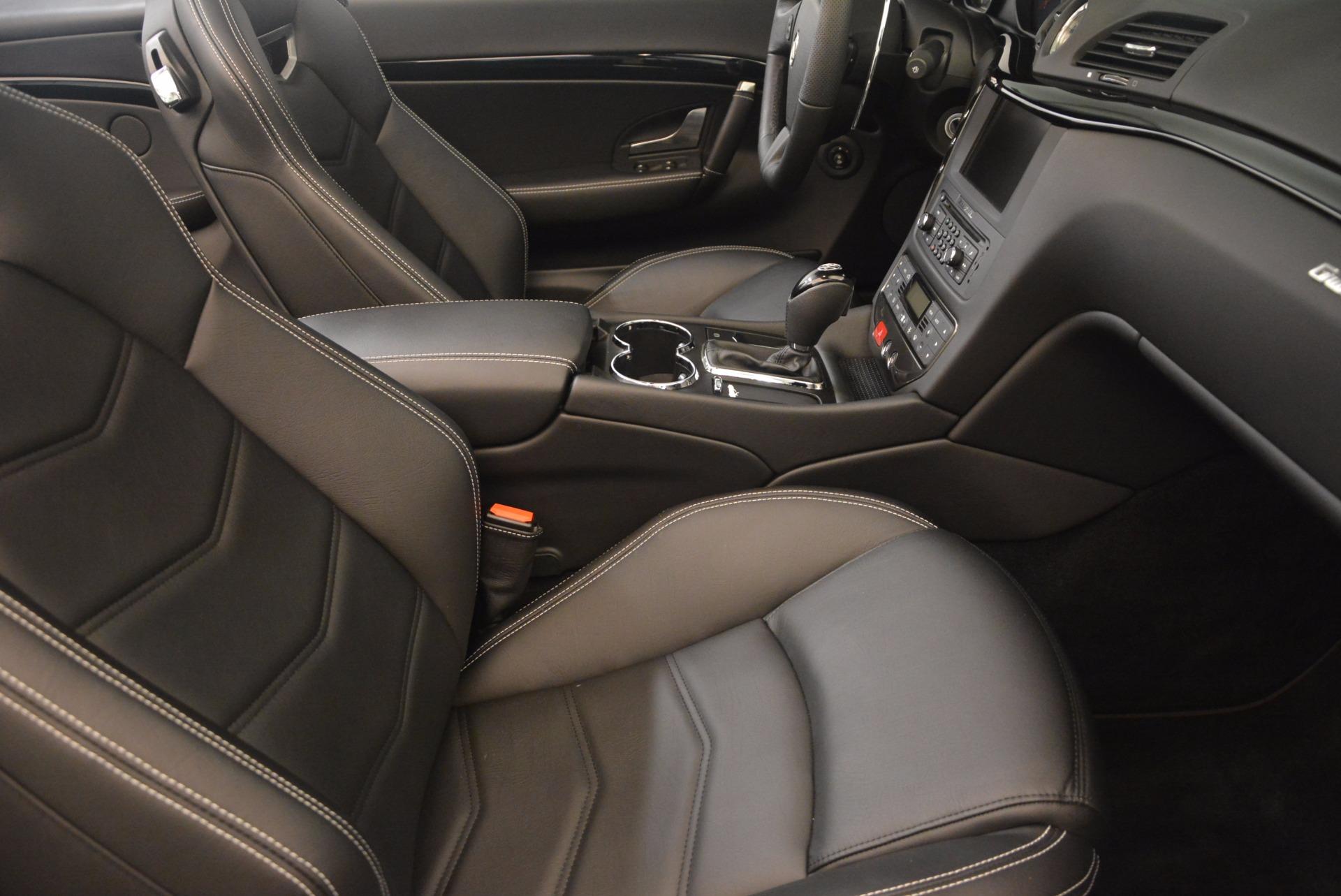 Used 2016 Maserati GranTurismo Sport For Sale In Greenwich, CT. Alfa Romeo of Greenwich, 7224 1278_p33