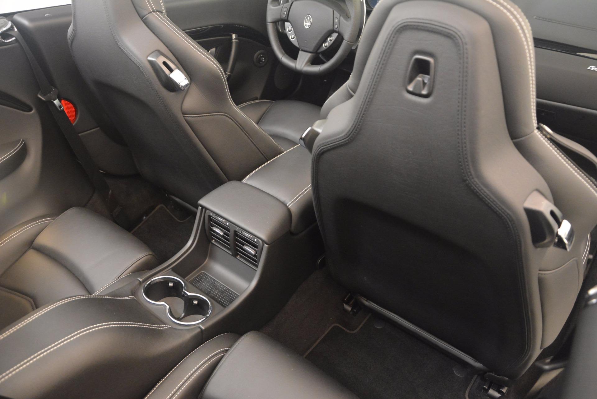 Used 2016 Maserati GranTurismo Sport For Sale In Greenwich, CT. Alfa Romeo of Greenwich, 7224 1278_p35