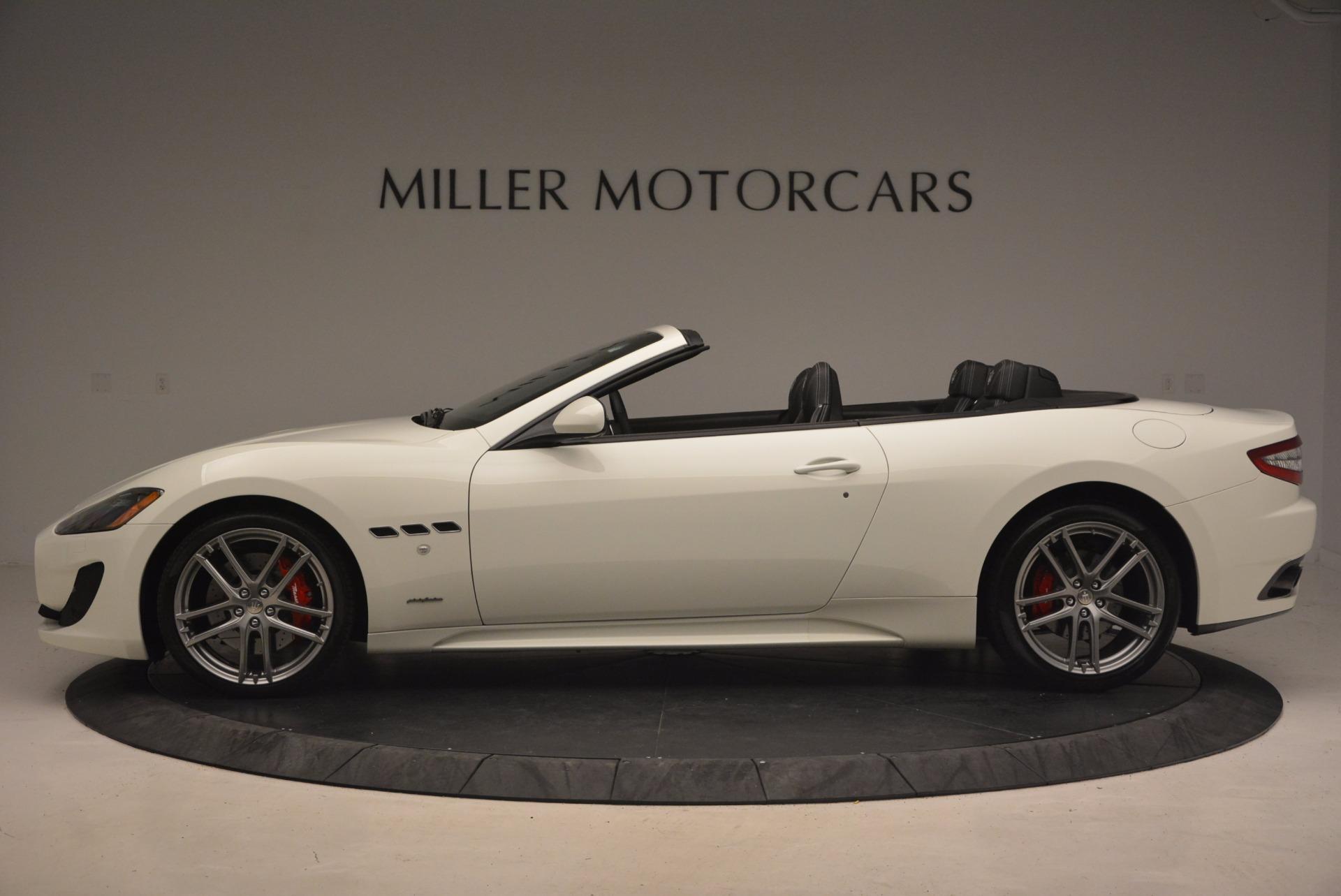 Used 2016 Maserati GranTurismo Sport For Sale In Greenwich, CT. Alfa Romeo of Greenwich, 7224 1278_p3