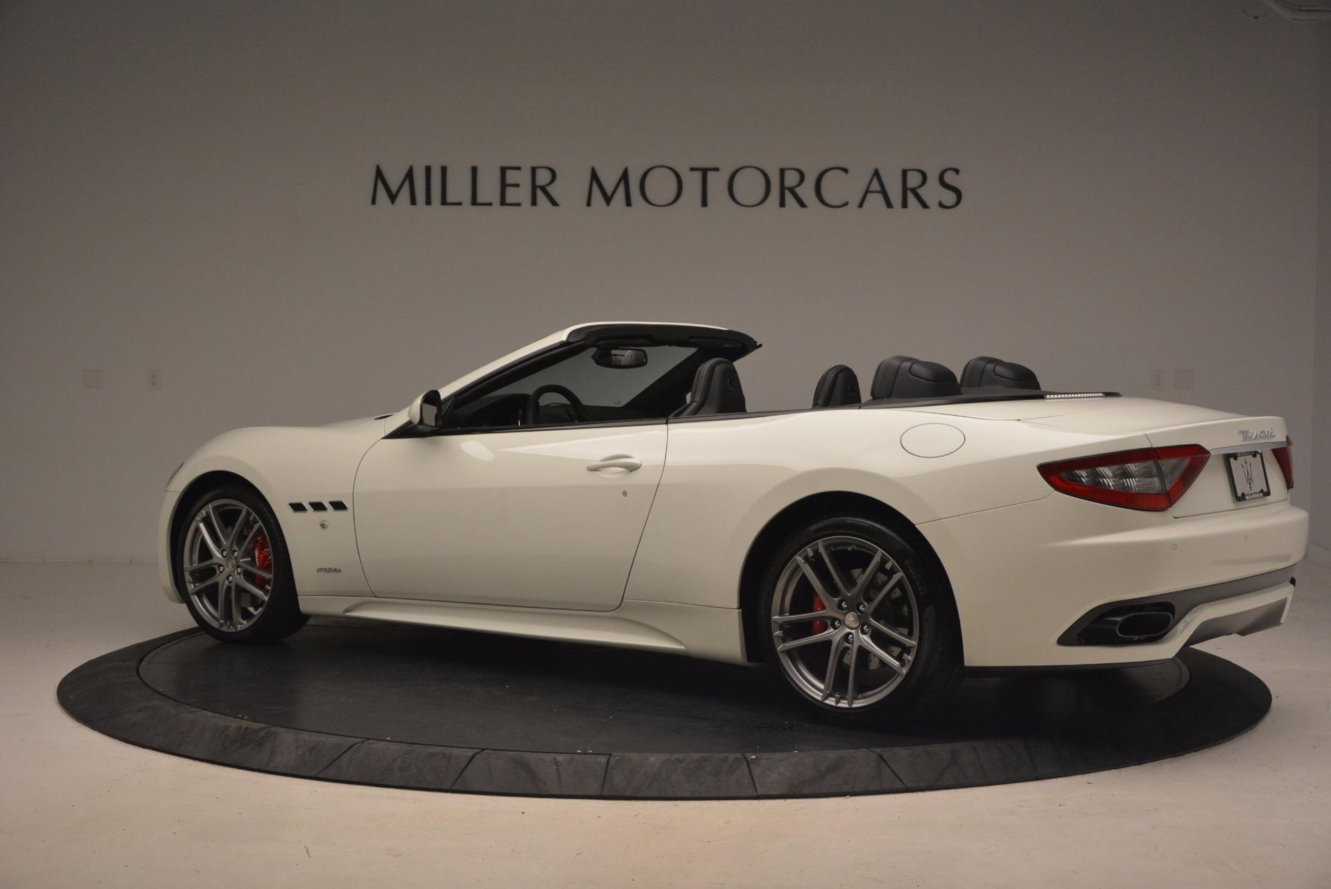 Used 2016 Maserati GranTurismo Sport For Sale In Greenwich, CT. Alfa Romeo of Greenwich, 7224 1278_p4