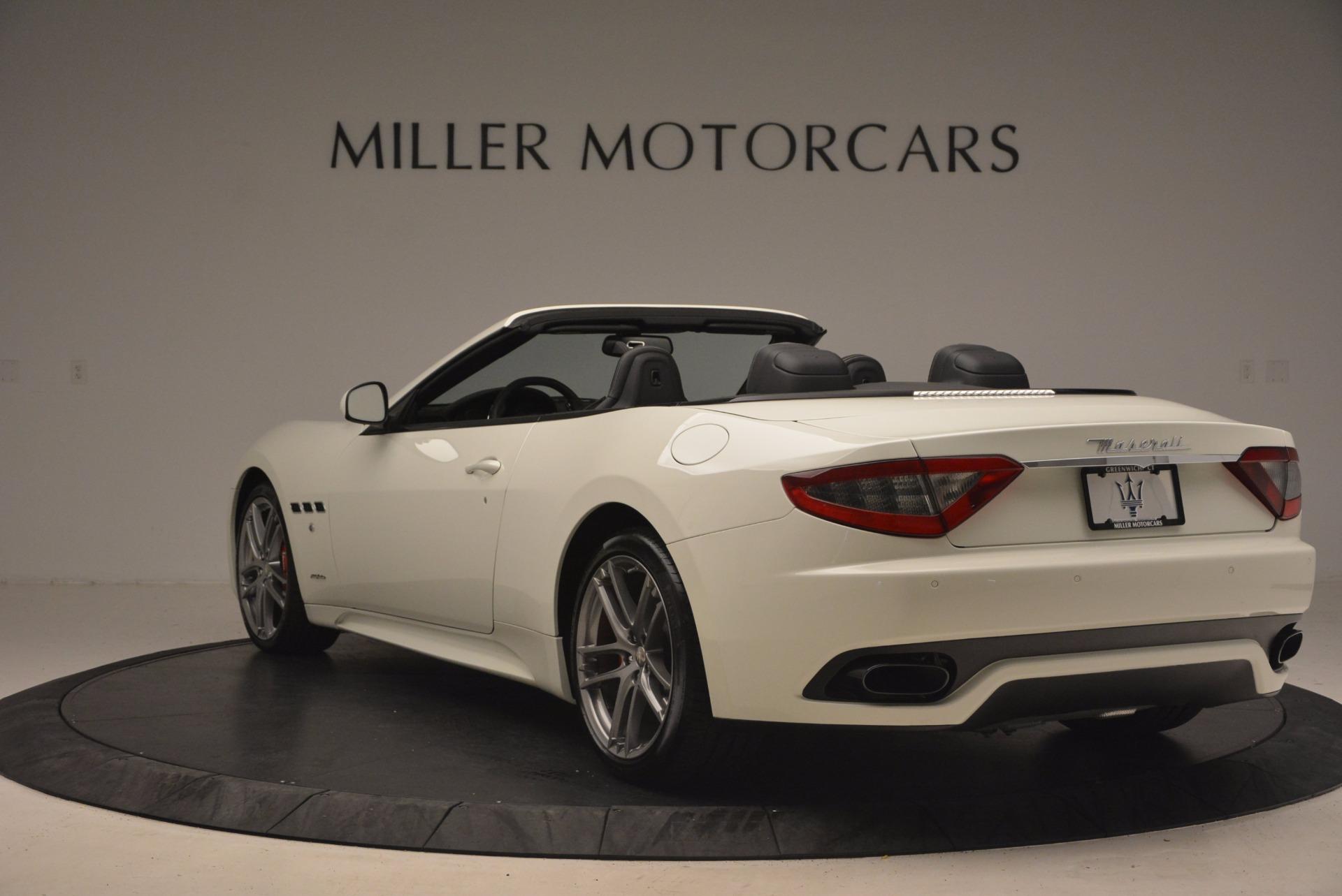 Used 2016 Maserati GranTurismo Sport For Sale In Greenwich, CT. Alfa Romeo of Greenwich, 7224 1278_p5