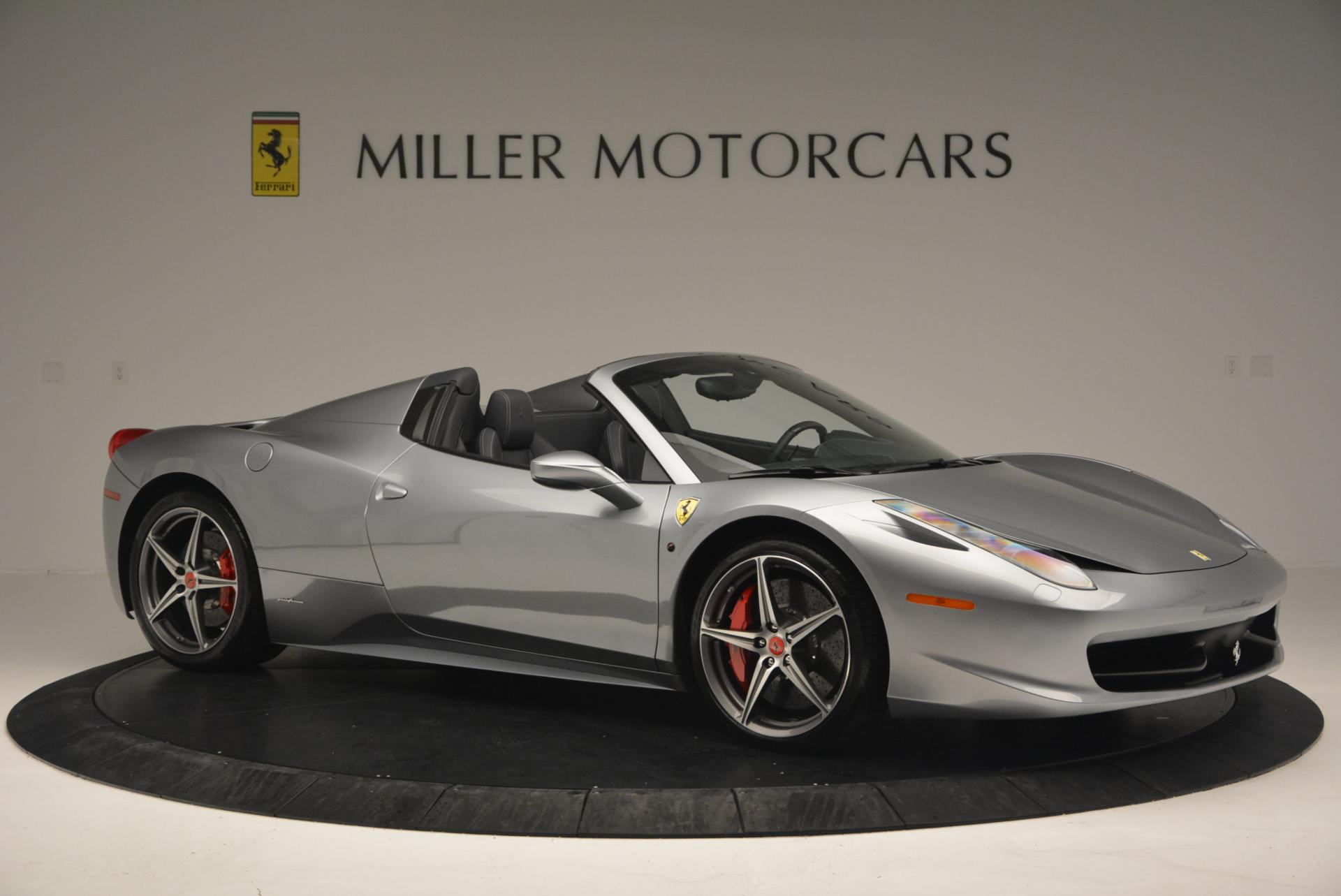 Used 2013 Ferrari 458 Spider  For Sale In Greenwich, CT. Alfa Romeo of Greenwich, 4566 128_p10