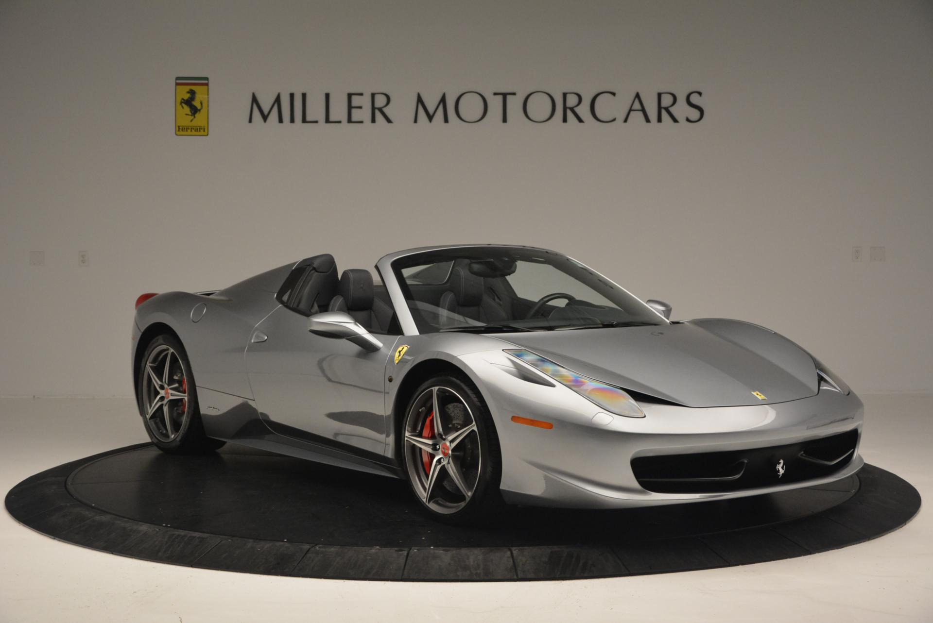 Used 2013 Ferrari 458 Spider  For Sale In Greenwich, CT. Alfa Romeo of Greenwich, 4566 128_p11