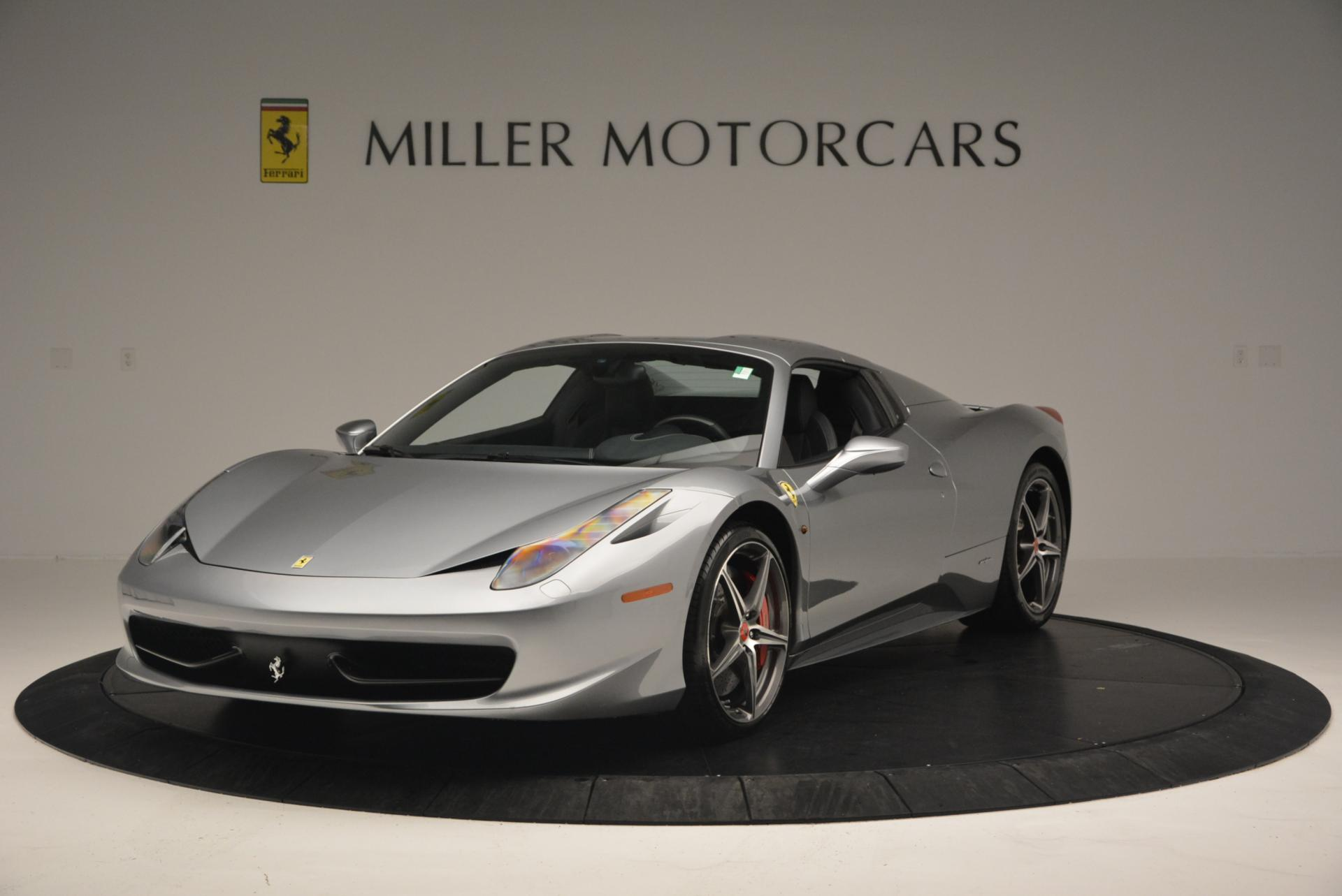 Used 2013 Ferrari 458 Spider  For Sale In Greenwich, CT. Alfa Romeo of Greenwich, 4566 128_p13