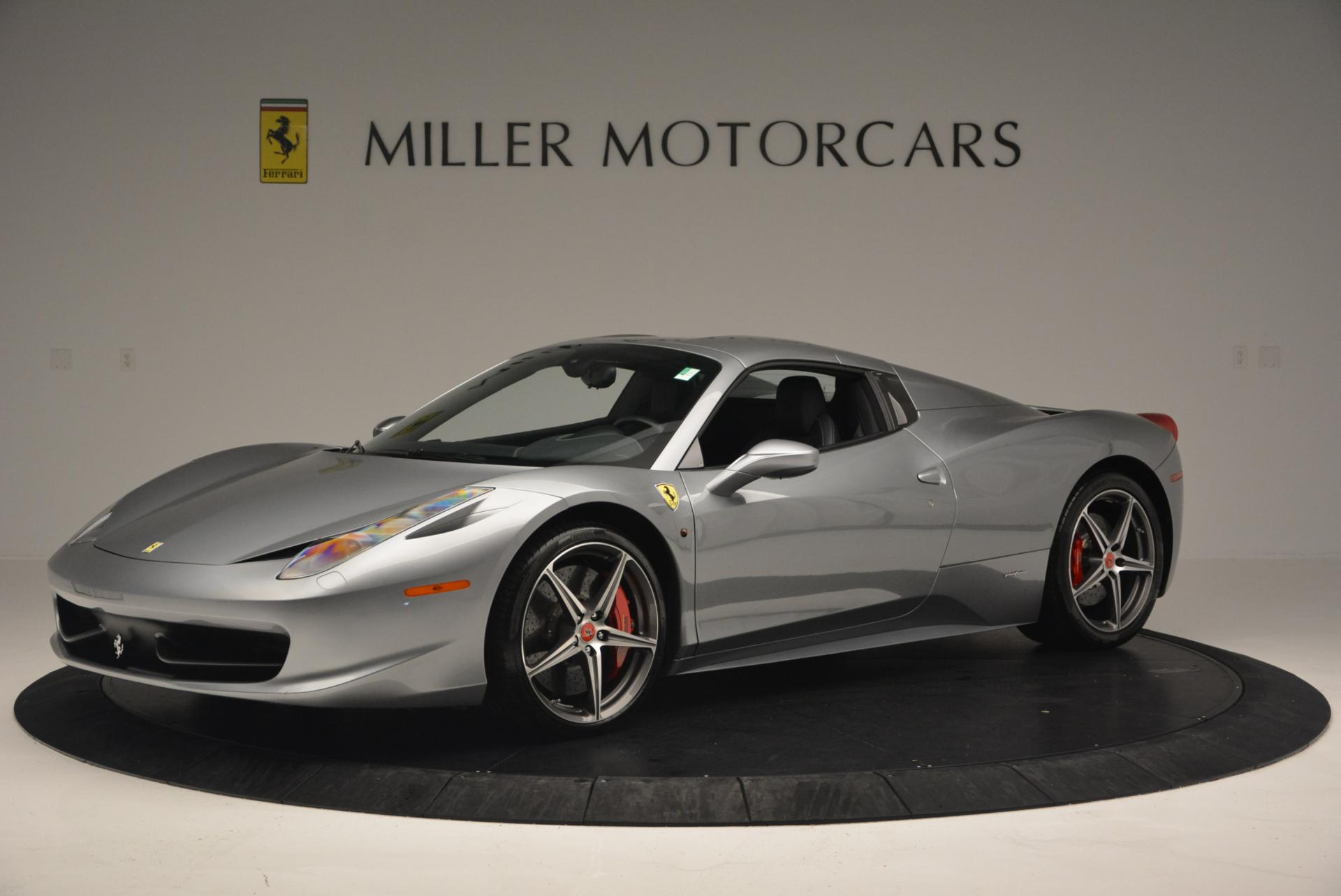 Used 2013 Ferrari 458 Spider  For Sale In Greenwich, CT. Alfa Romeo of Greenwich, 4566 128_p14