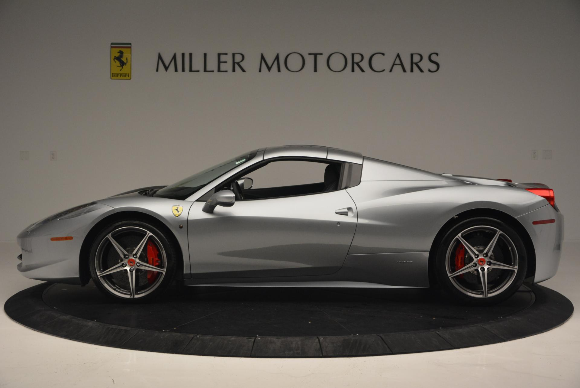 Used 2013 Ferrari 458 Spider  For Sale In Greenwich, CT. Alfa Romeo of Greenwich, 4566 128_p15