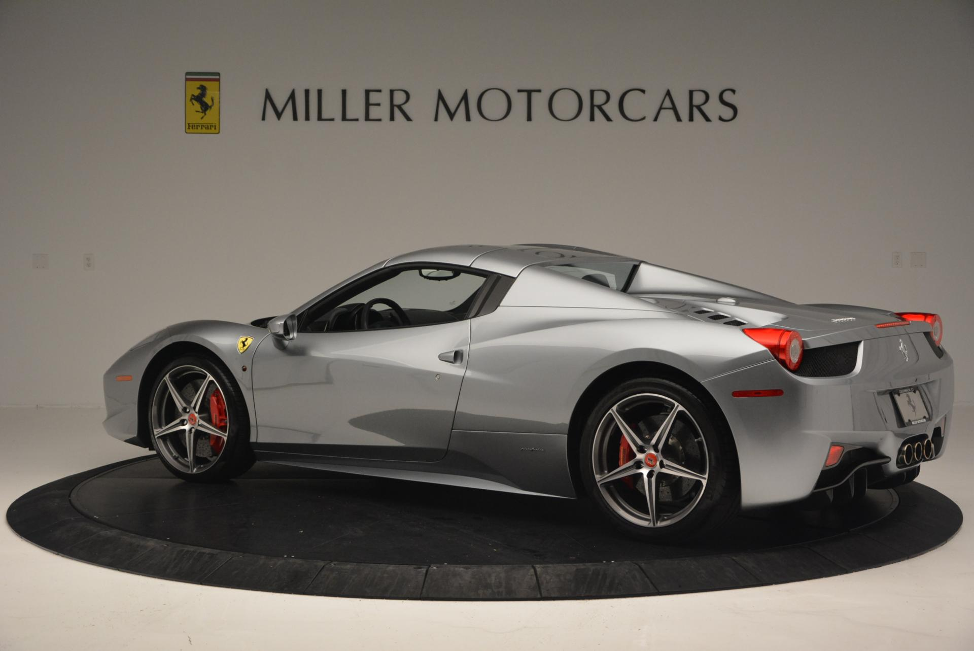 Used 2013 Ferrari 458 Spider  For Sale In Greenwich, CT. Alfa Romeo of Greenwich, 4566 128_p16
