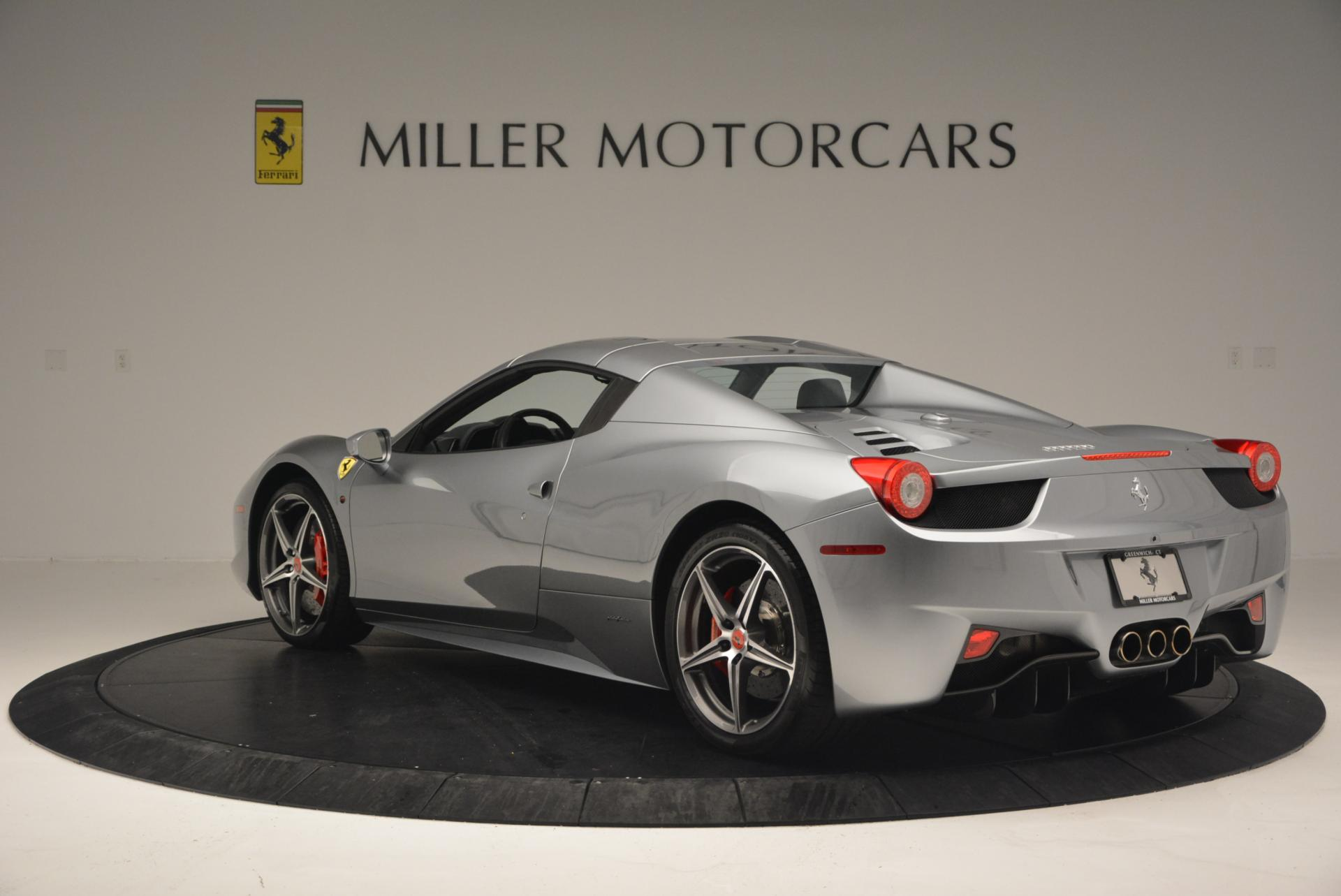 Used 2013 Ferrari 458 Spider  For Sale In Greenwich, CT. Alfa Romeo of Greenwich, 4566 128_p17
