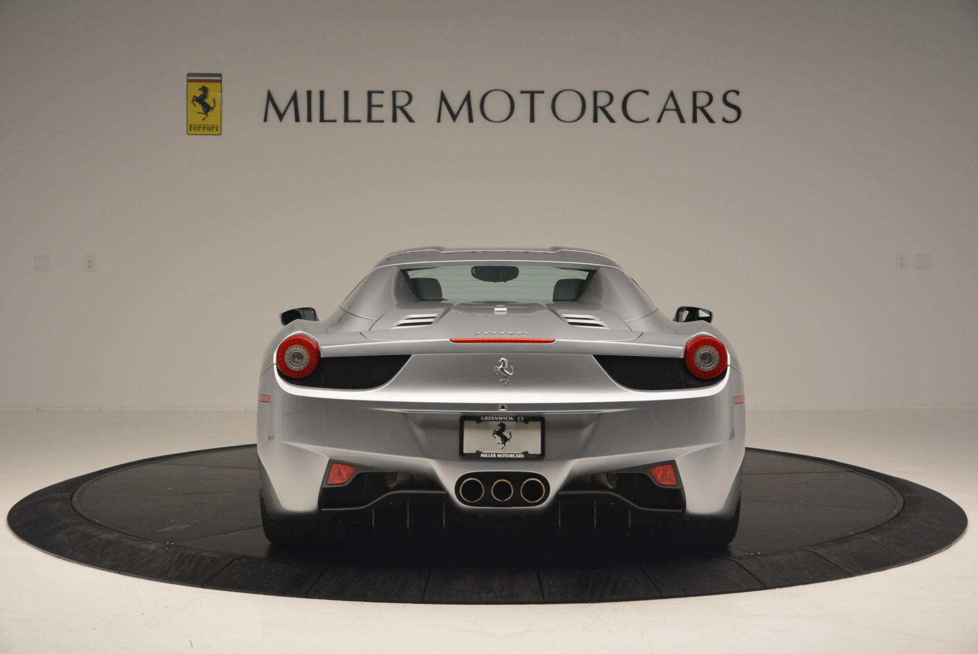 Used 2013 Ferrari 458 Spider  For Sale In Greenwich, CT. Alfa Romeo of Greenwich, 4566 128_p18