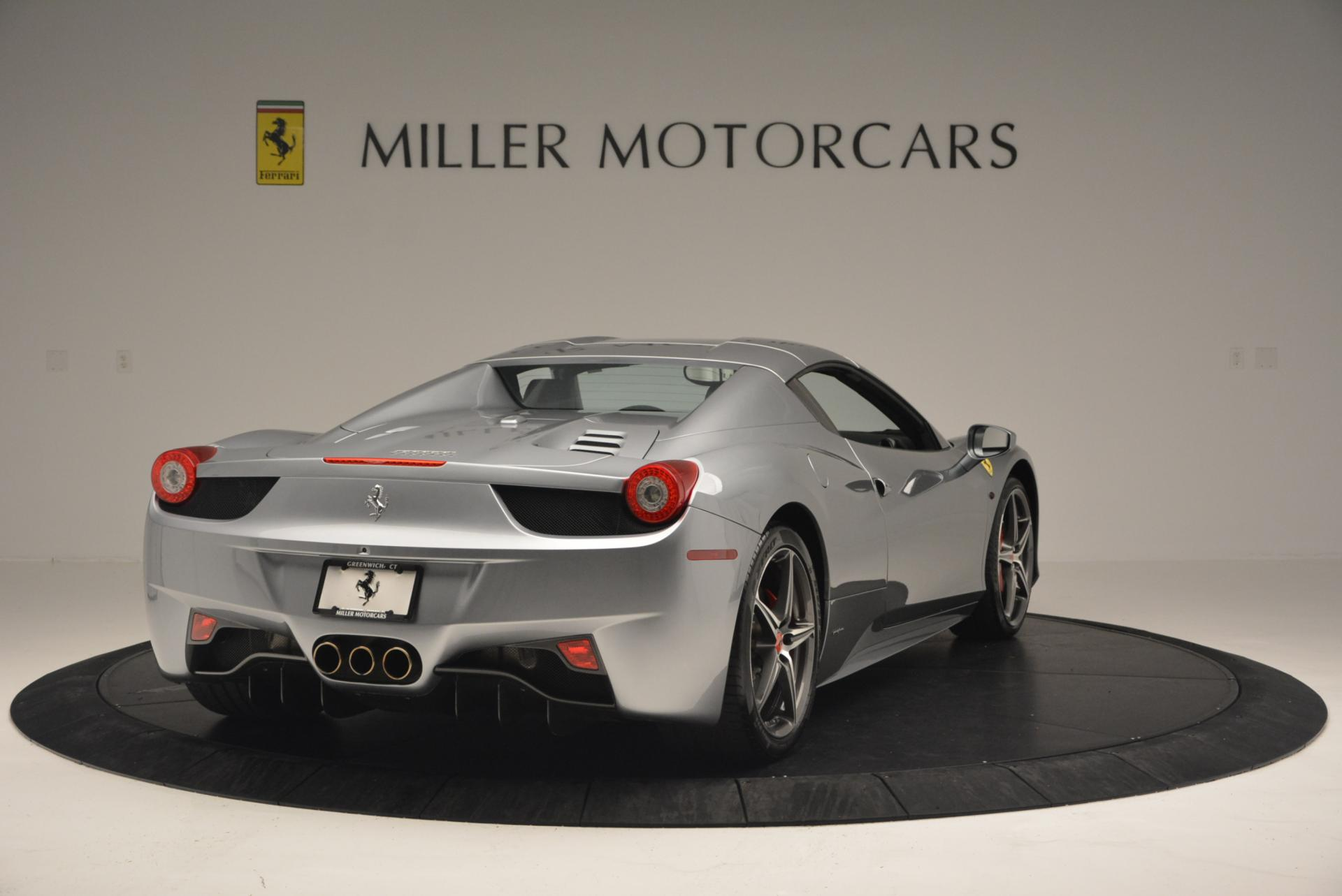Used 2013 Ferrari 458 Spider  For Sale In Greenwich, CT. Alfa Romeo of Greenwich, 4566 128_p19