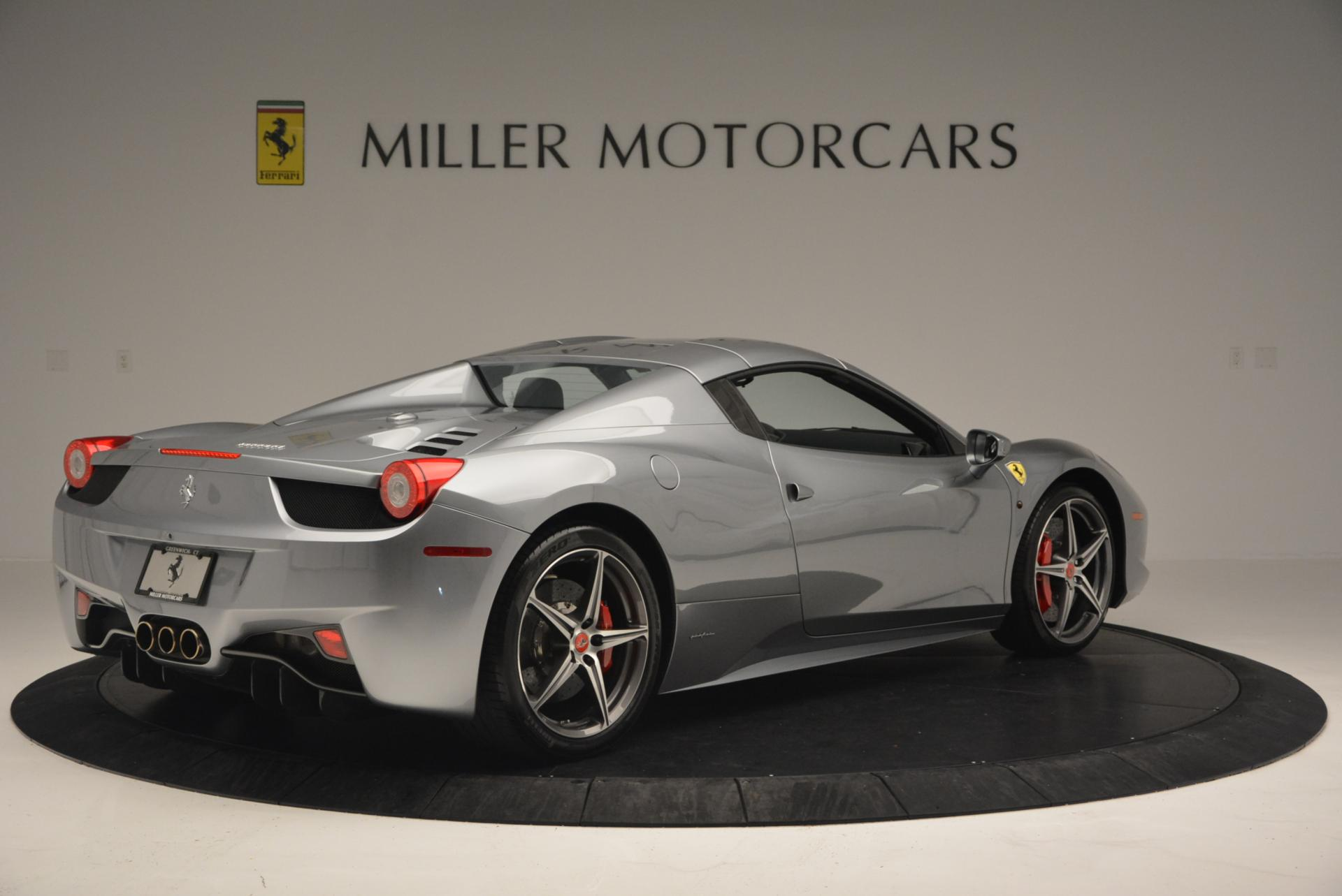 Used 2013 Ferrari 458 Spider  For Sale In Greenwich, CT. Alfa Romeo of Greenwich, 4566 128_p20