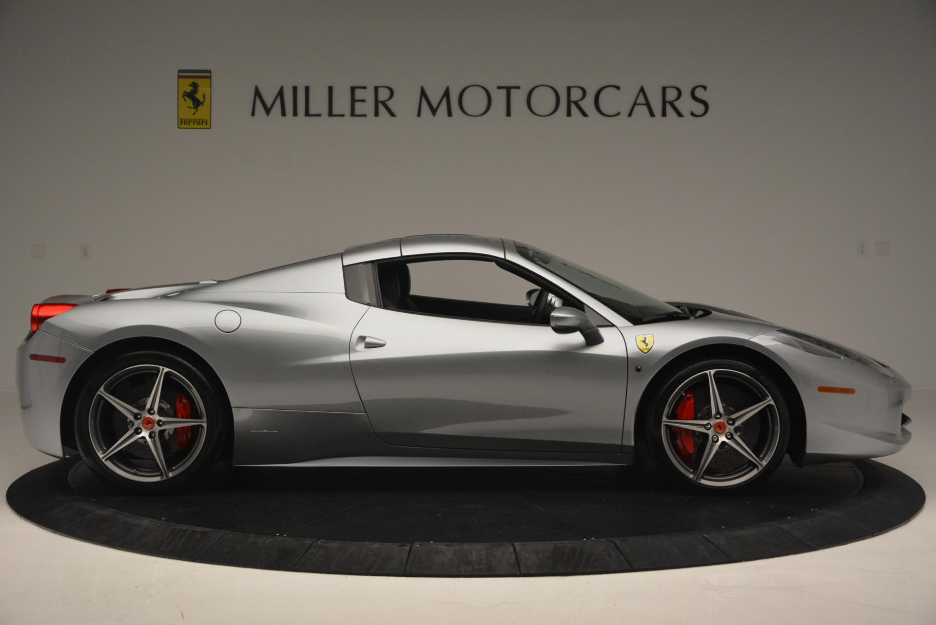 Used 2013 Ferrari 458 Spider  For Sale In Greenwich, CT. Alfa Romeo of Greenwich, 4566 128_p21