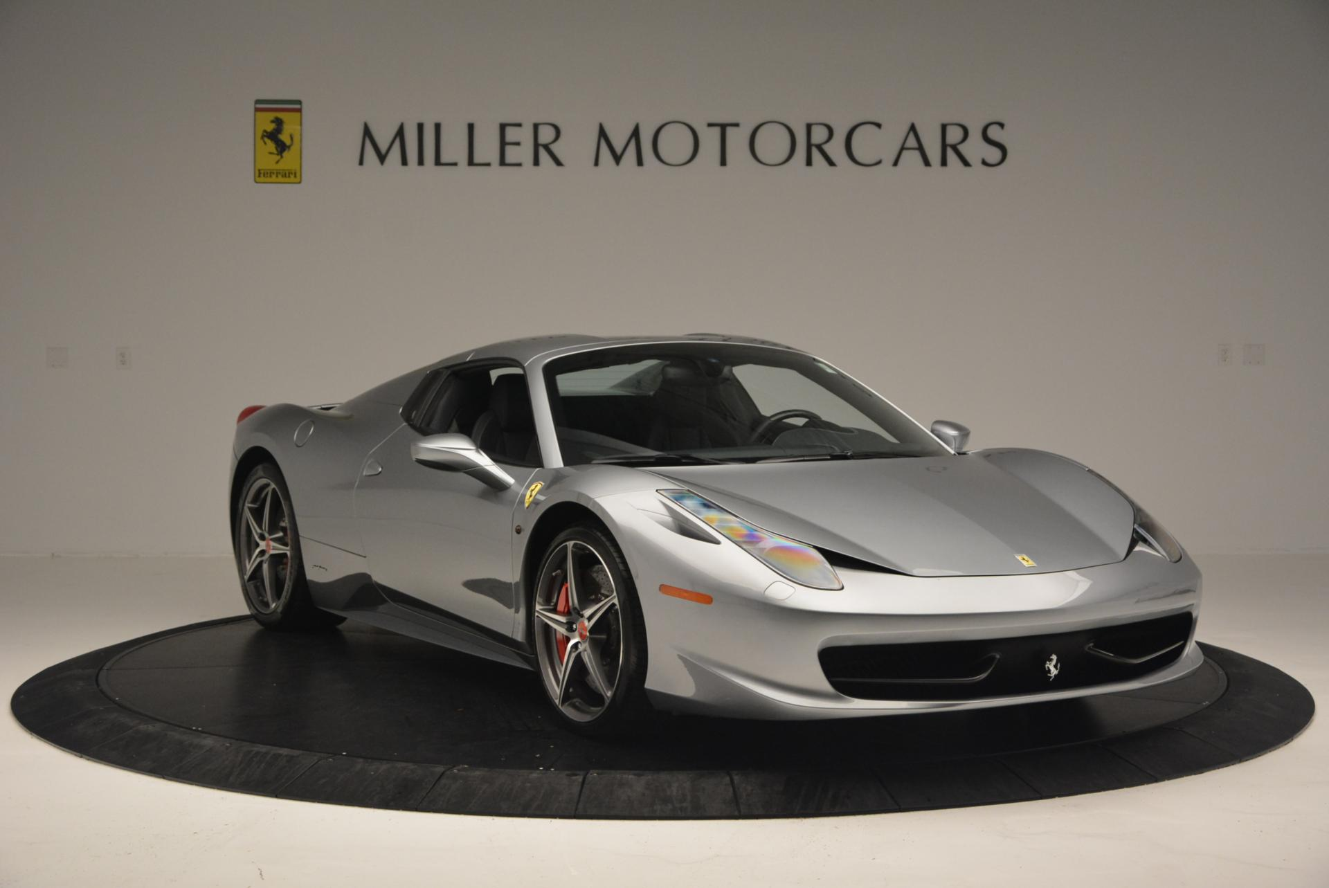 Used 2013 Ferrari 458 Spider  For Sale In Greenwich, CT. Alfa Romeo of Greenwich, 4566 128_p23
