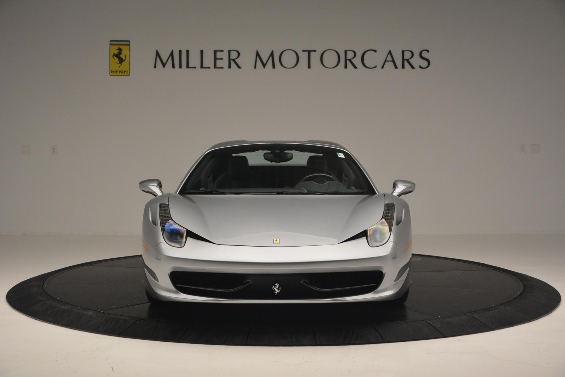 Used 2013 Ferrari 458 Spider  For Sale In Greenwich, CT. Alfa Romeo of Greenwich, 4566 128_p24