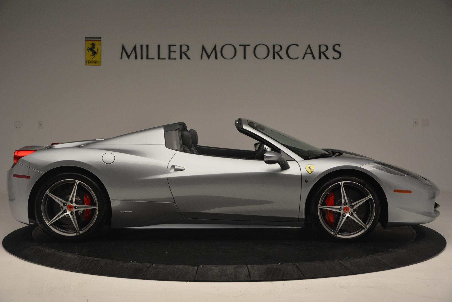 Used 2013 Ferrari 458 Spider  For Sale In Greenwich, CT. Alfa Romeo of Greenwich, 4566 128_p9