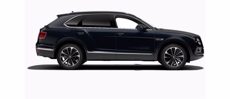 Used 2017 Bentley Bentayga  For Sale In Greenwich, CT. Alfa Romeo of Greenwich, 16033 1280_p3