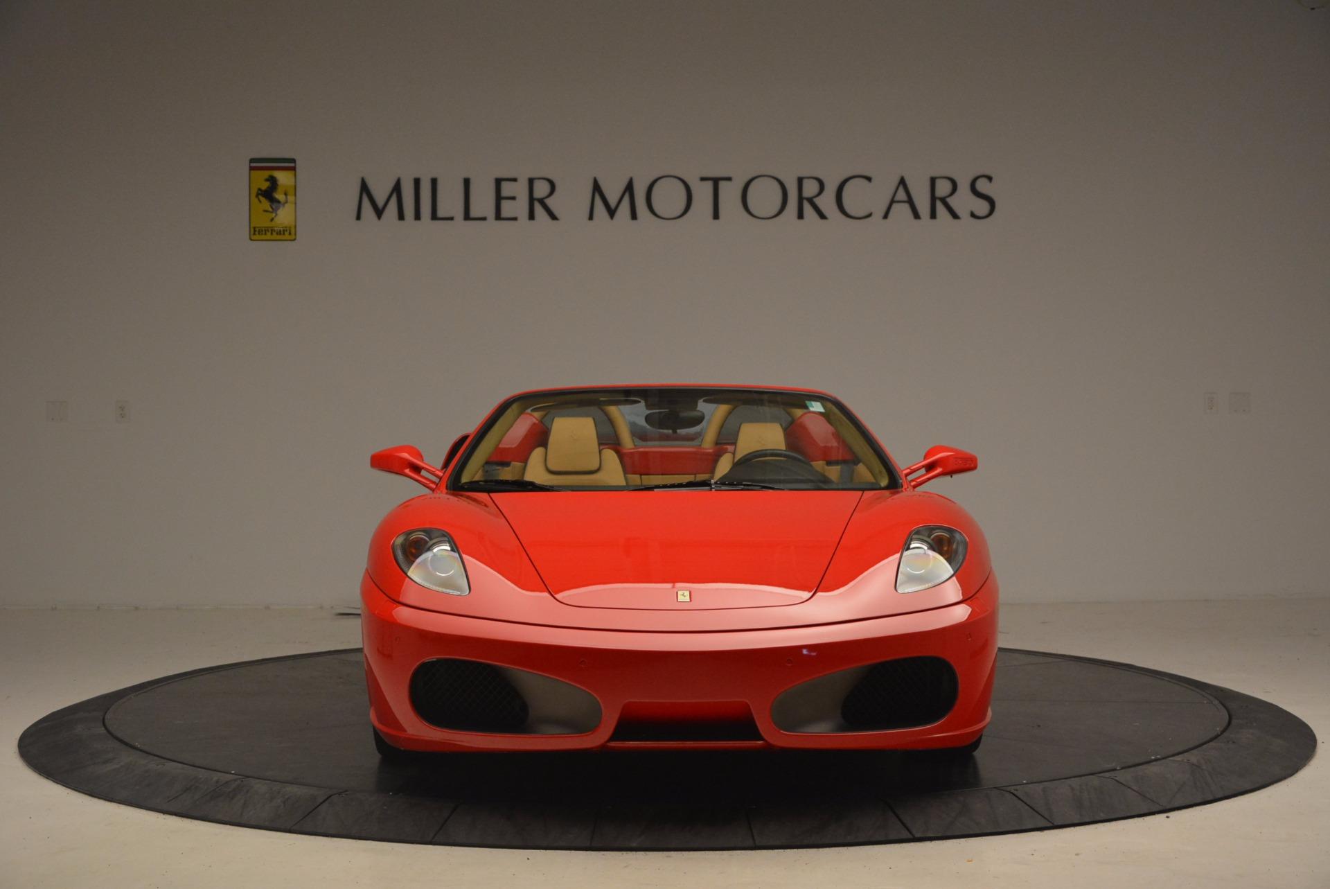 Used 2008 Ferrari F430 Spider For Sale In Greenwich, CT. Alfa Romeo of Greenwich, 4397 1282_p12
