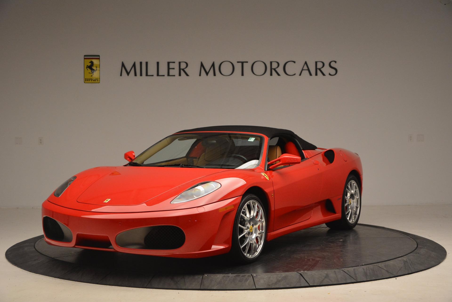 Used 2008 Ferrari F430 Spider For Sale In Greenwich, CT. Alfa Romeo of Greenwich, 4397 1282_p13