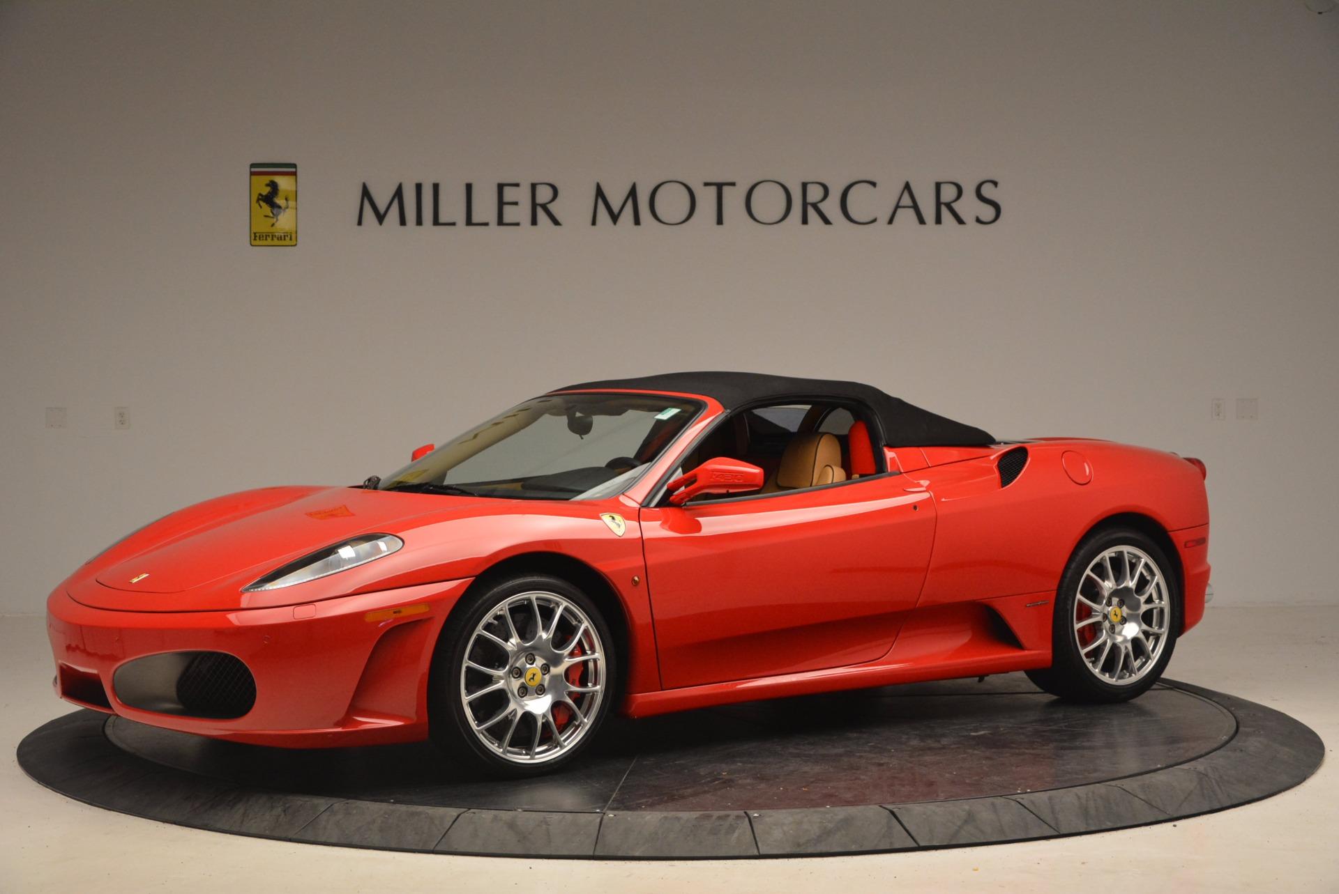 Used 2008 Ferrari F430 Spider For Sale In Greenwich, CT. Alfa Romeo of Greenwich, 4397 1282_p14