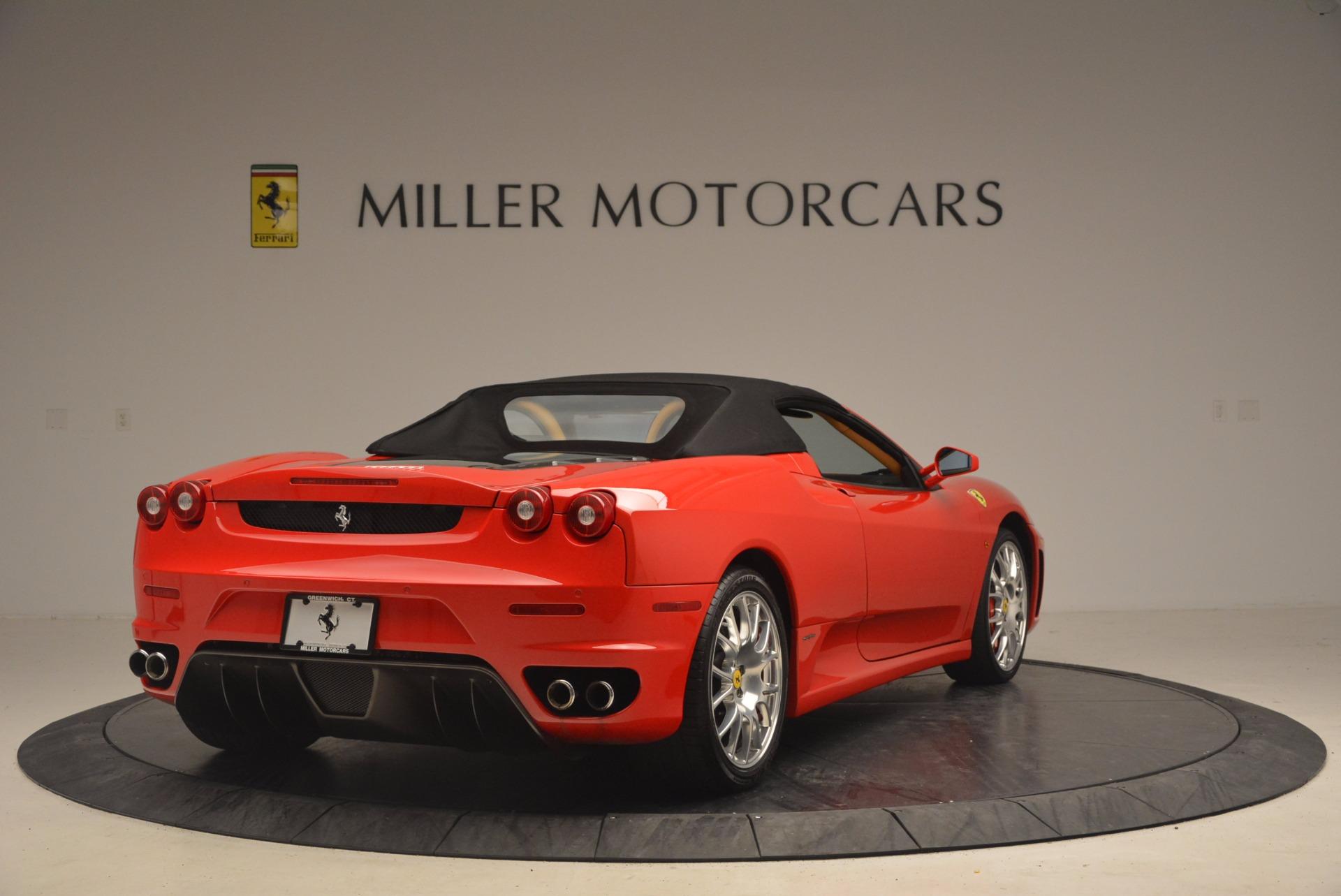 Used 2008 Ferrari F430 Spider For Sale In Greenwich, CT. Alfa Romeo of Greenwich, 4397 1282_p19