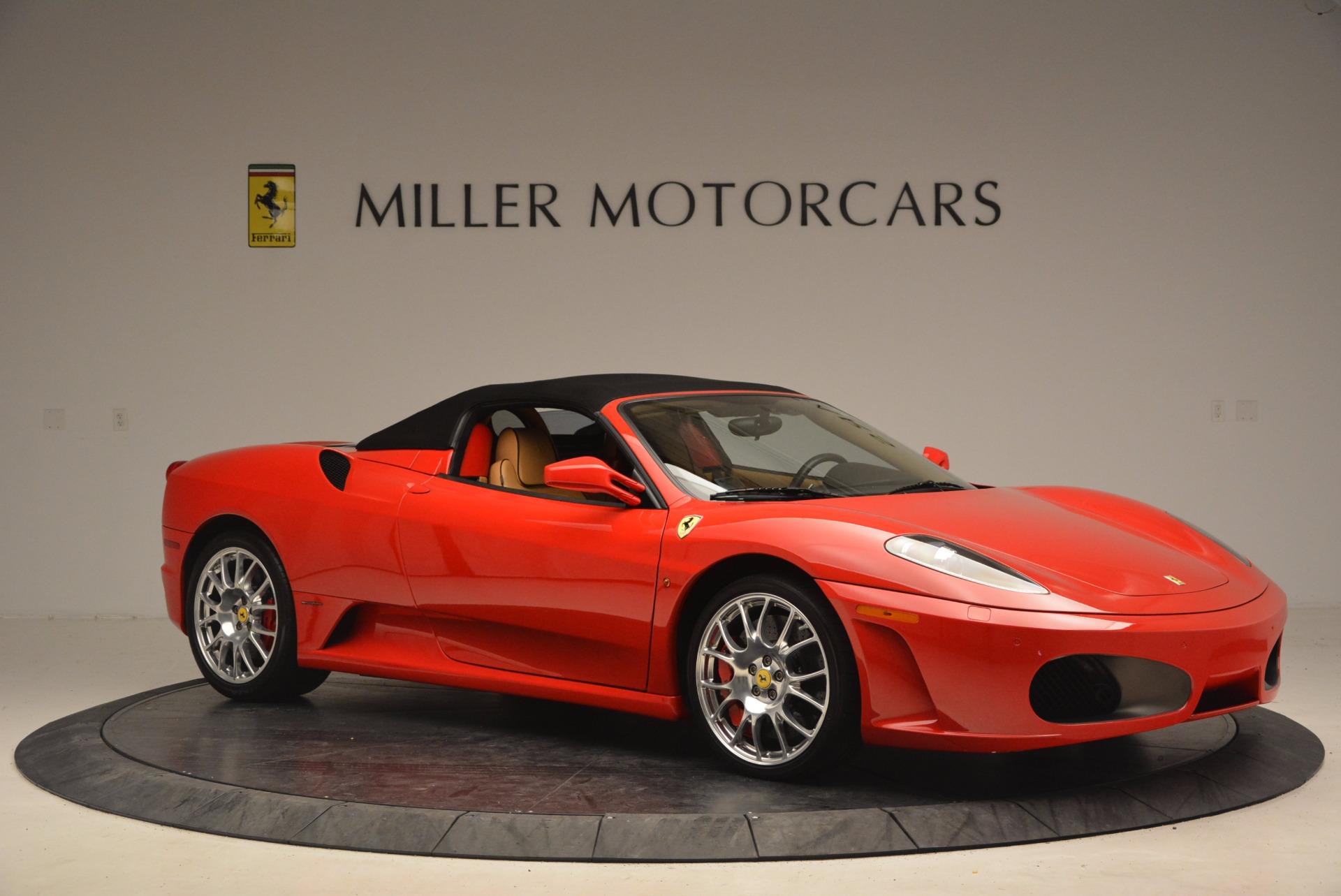 Used 2008 Ferrari F430 Spider For Sale In Greenwich, CT. Alfa Romeo of Greenwich, 4397 1282_p22