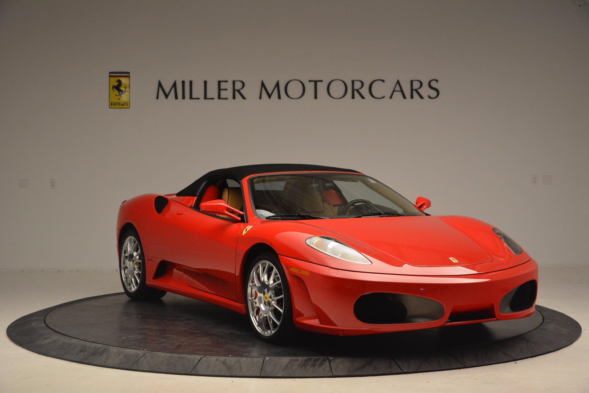 Used 2008 Ferrari F430 Spider For Sale In Greenwich, CT. Alfa Romeo of Greenwich, 4397 1282_p23