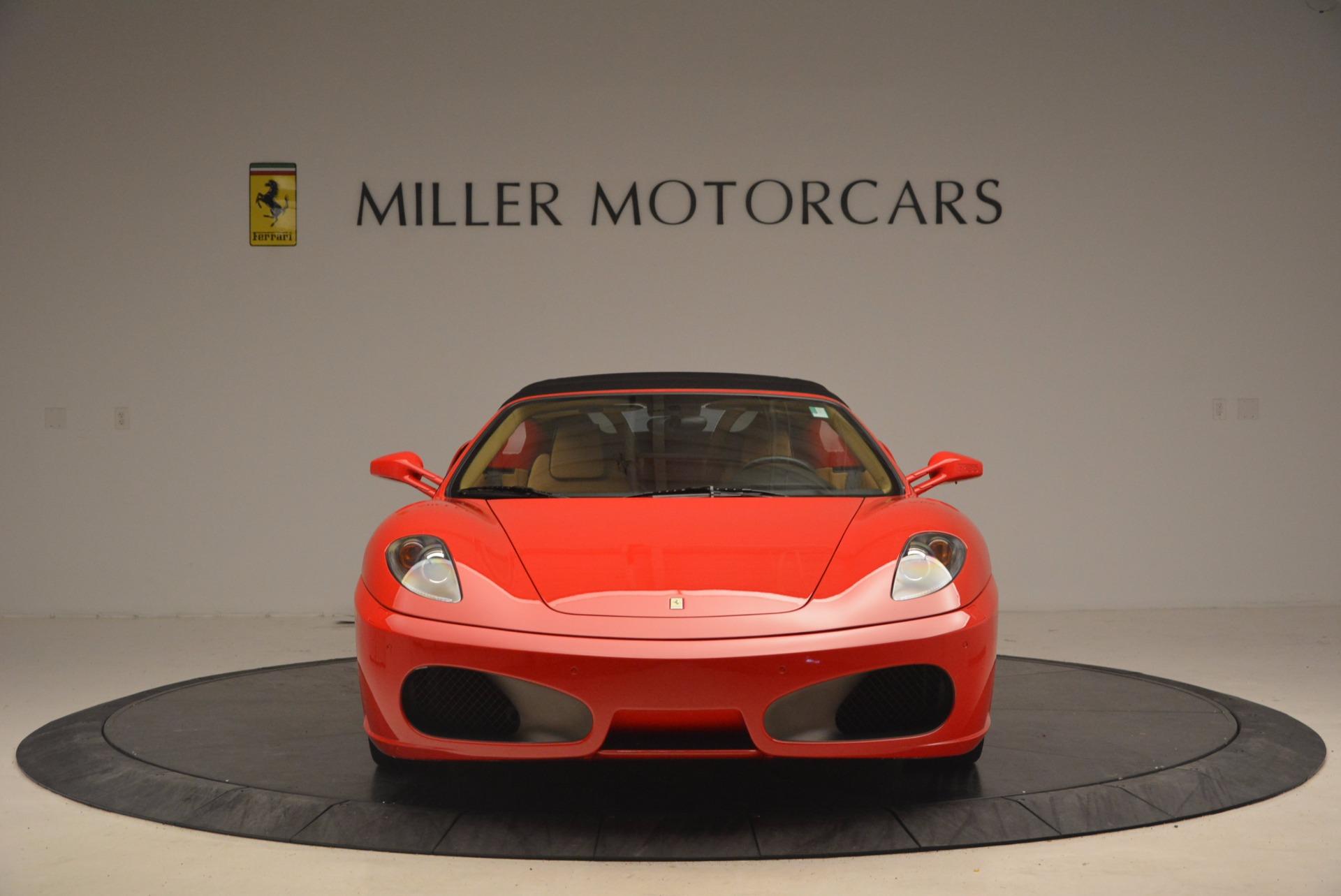 Used 2008 Ferrari F430 Spider For Sale In Greenwich, CT. Alfa Romeo of Greenwich, 4397 1282_p24