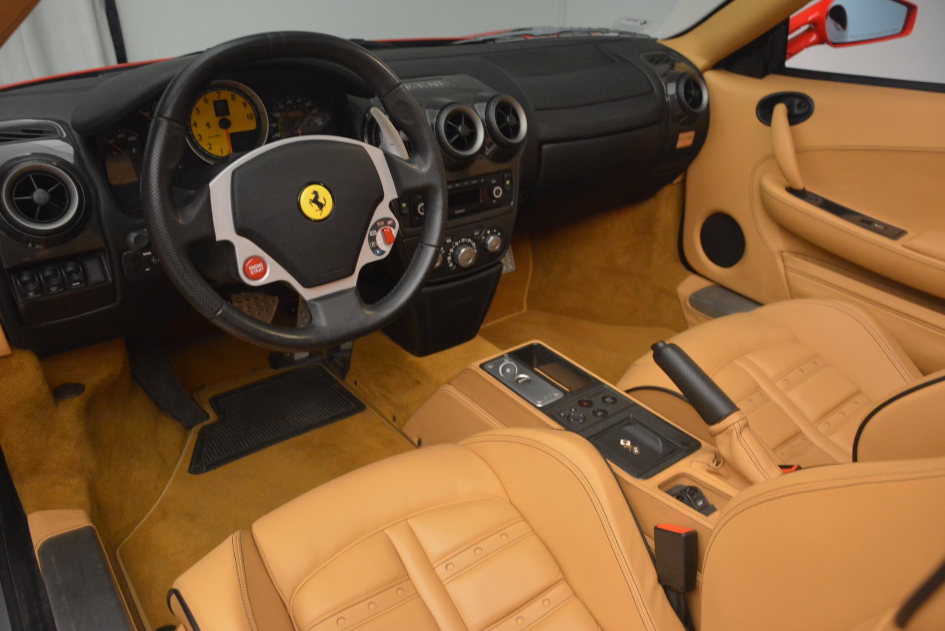 Used 2008 Ferrari F430 Spider For Sale In Greenwich, CT. Alfa Romeo of Greenwich, 4397 1282_p25