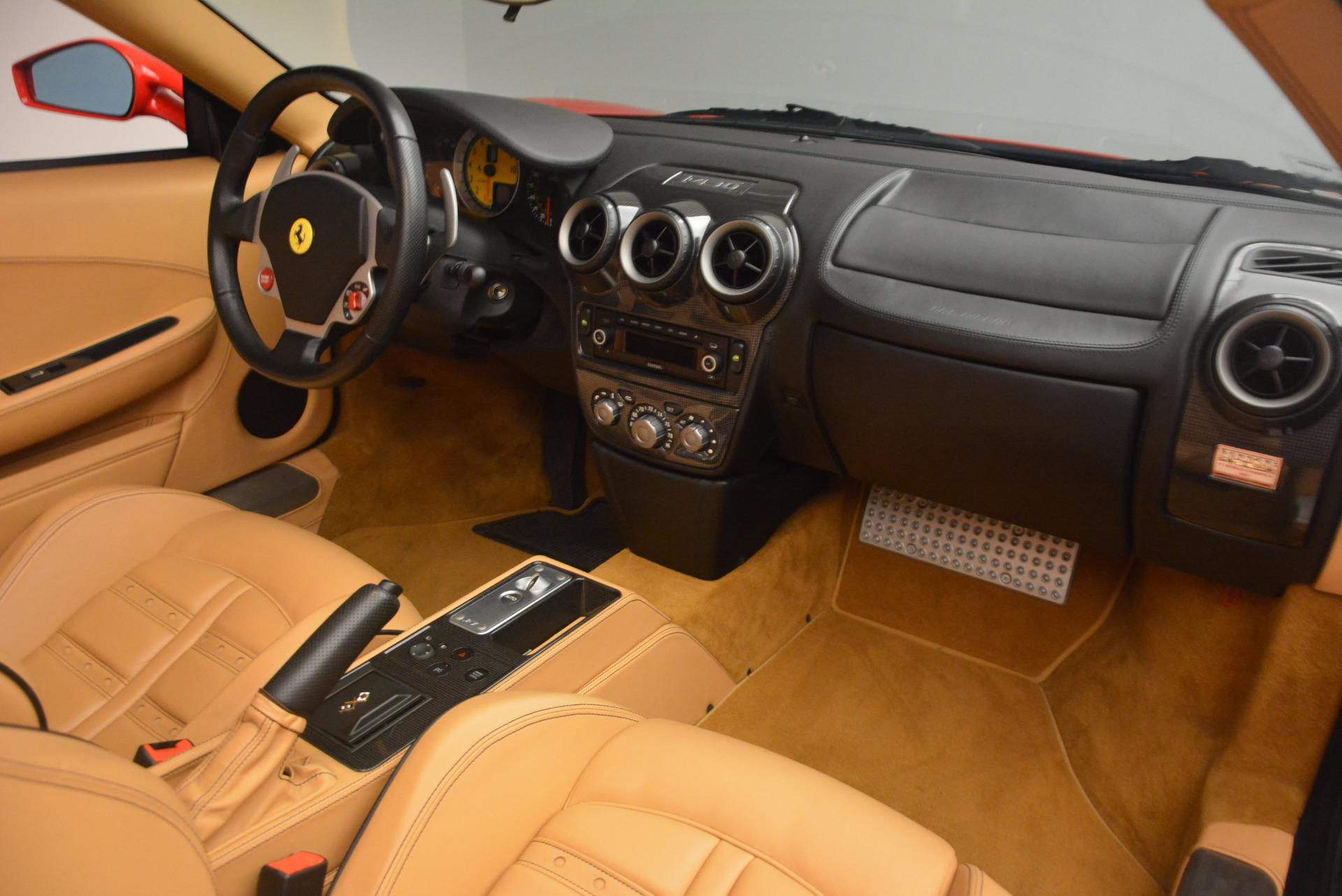 Used 2008 Ferrari F430 Spider For Sale In Greenwich, CT. Alfa Romeo of Greenwich, 4397 1282_p29