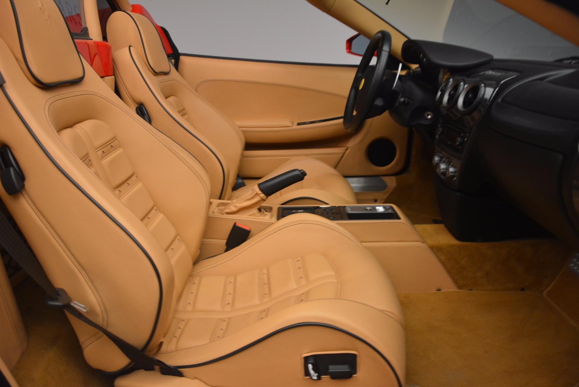 Used 2008 Ferrari F430 Spider For Sale In Greenwich, CT. Alfa Romeo of Greenwich, 4397 1282_p30