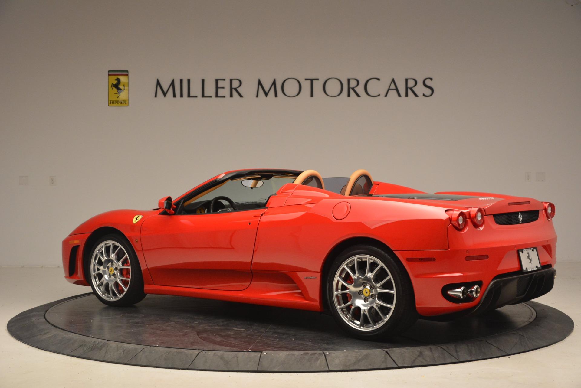 Used 2008 Ferrari F430 Spider For Sale In Greenwich, CT. Alfa Romeo of Greenwich, 4397 1282_p4