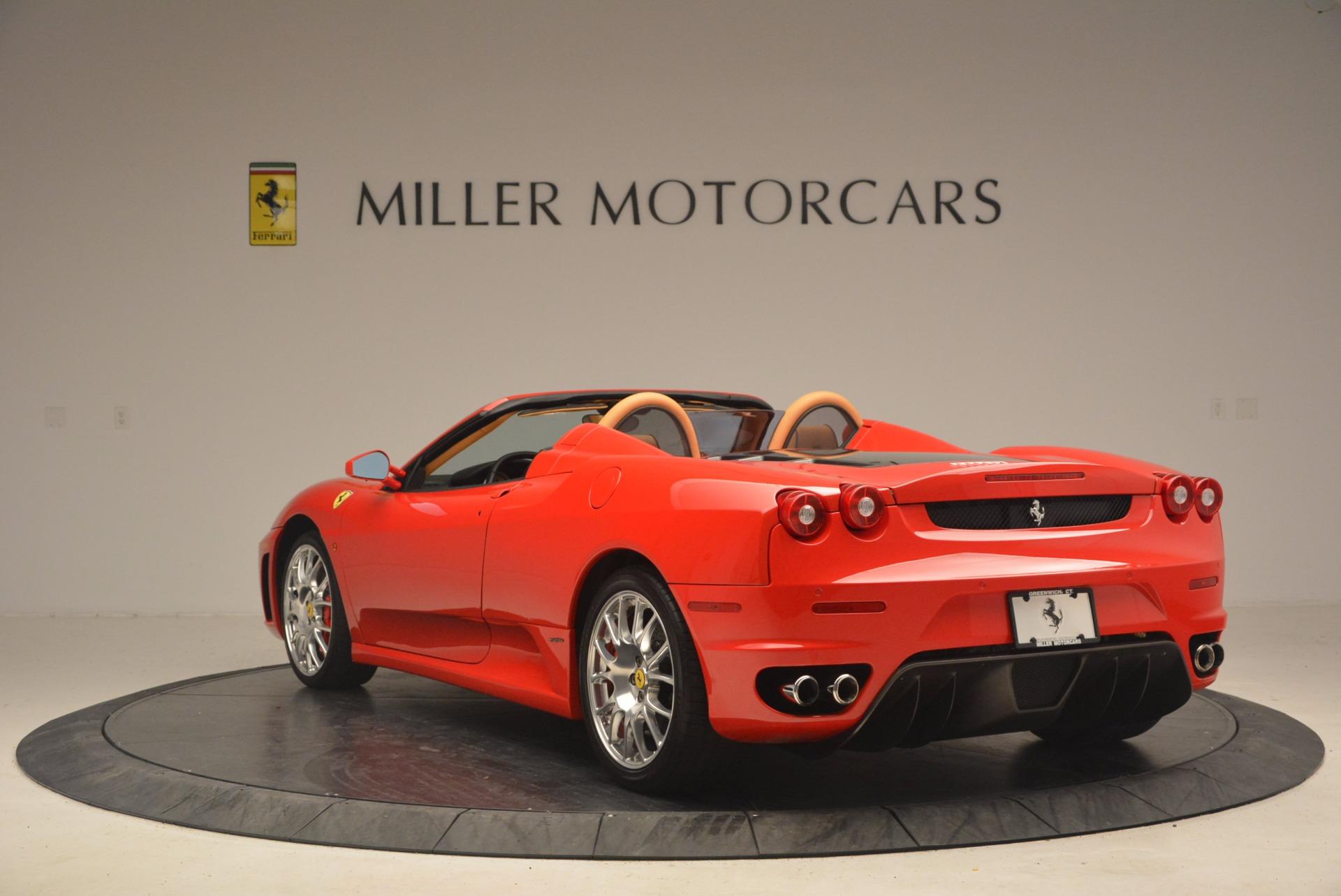 Used 2008 Ferrari F430 Spider For Sale In Greenwich, CT. Alfa Romeo of Greenwich, 4397 1282_p5
