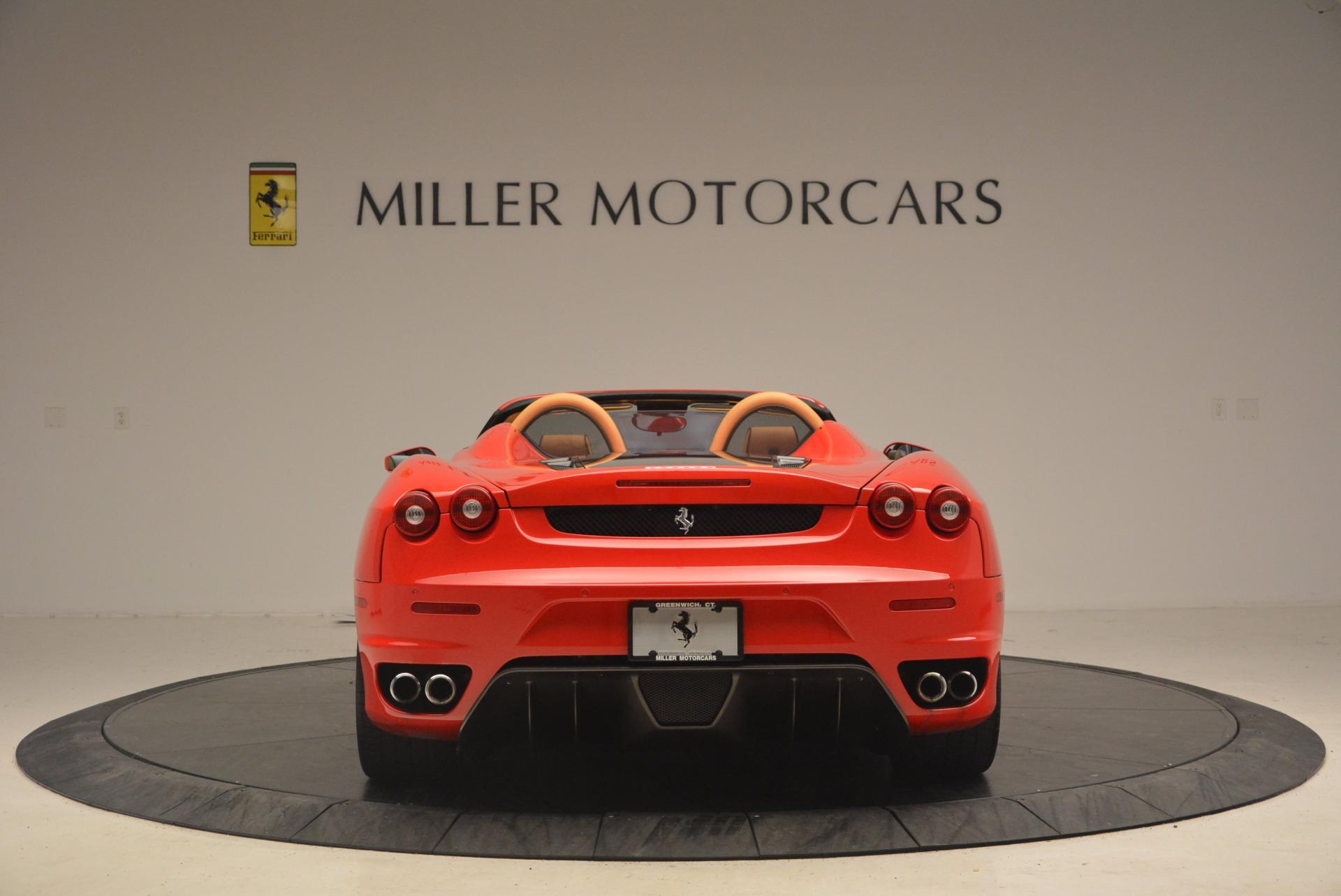 Used 2008 Ferrari F430 Spider For Sale In Greenwich, CT. Alfa Romeo of Greenwich, 4397 1282_p6