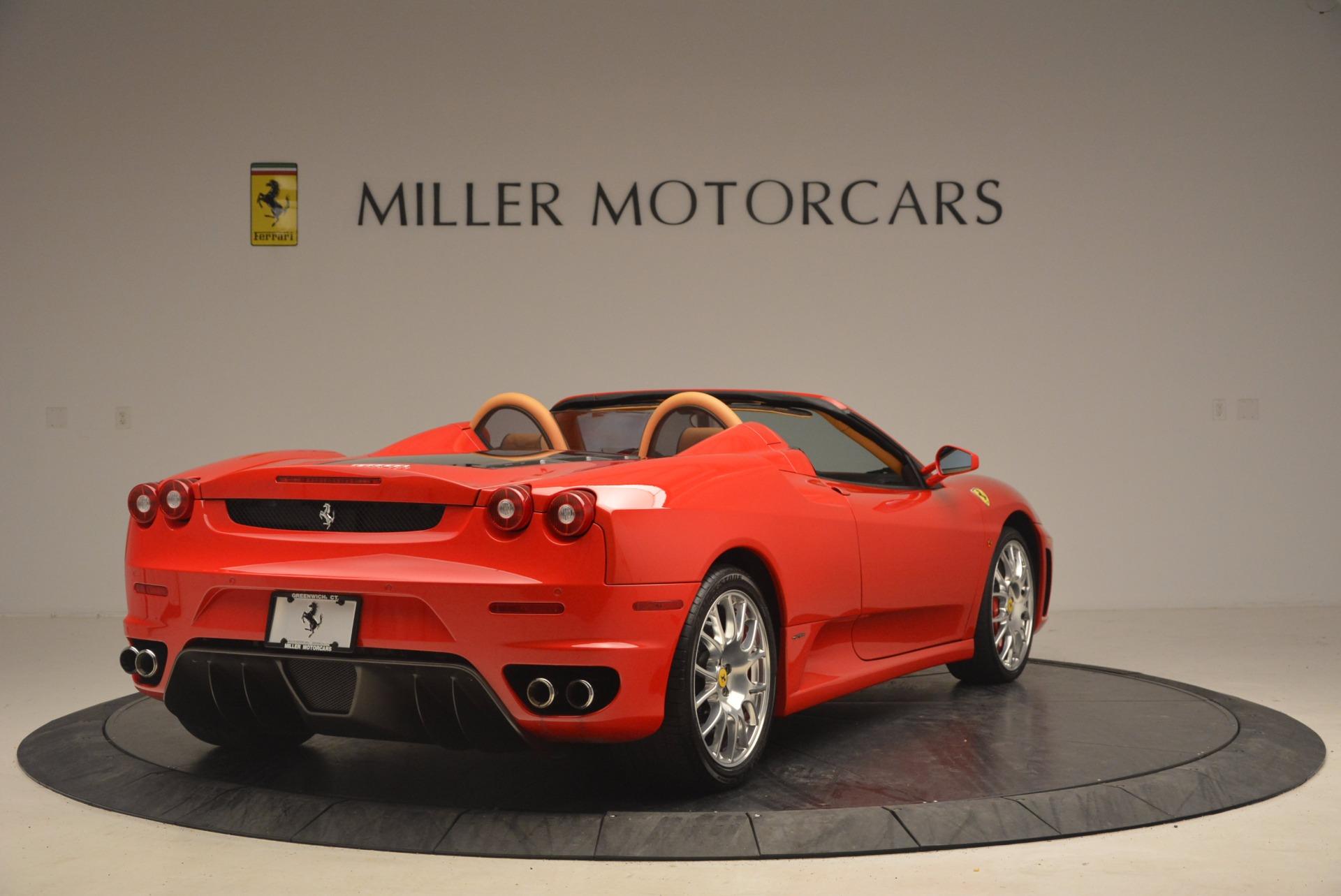 Used 2008 Ferrari F430 Spider For Sale In Greenwich, CT. Alfa Romeo of Greenwich, 4397 1282_p7