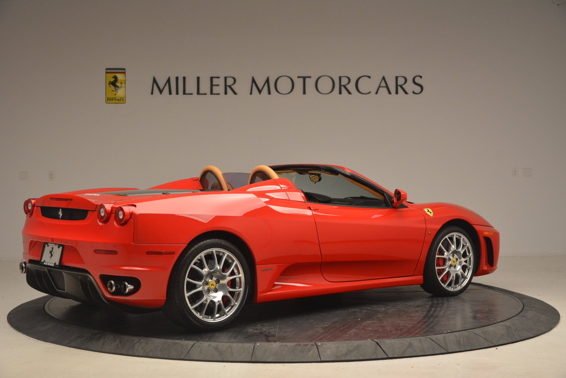 Used 2008 Ferrari F430 Spider For Sale In Greenwich, CT. Alfa Romeo of Greenwich, 4397 1282_p8