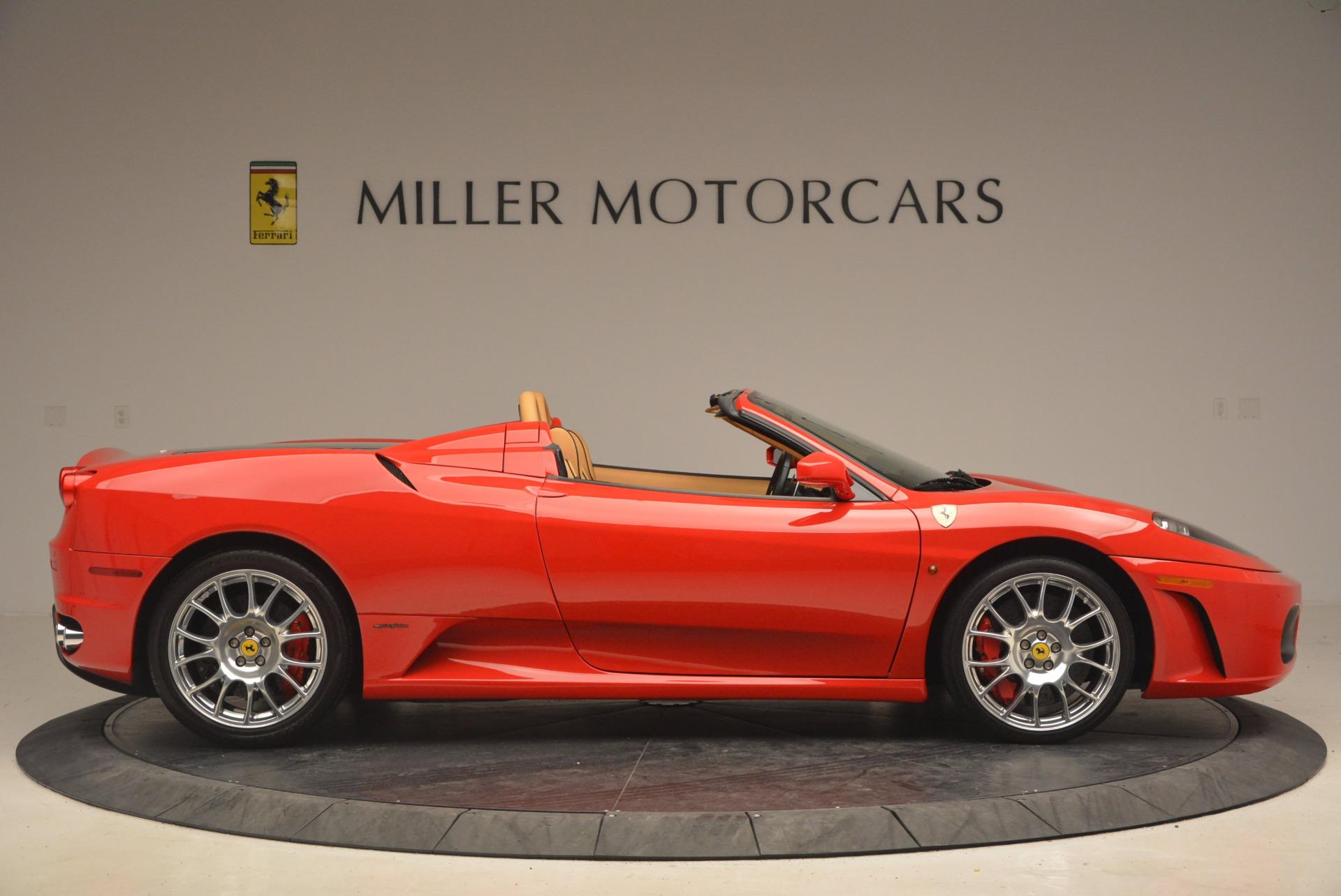 Used 2008 Ferrari F430 Spider For Sale In Greenwich, CT. Alfa Romeo of Greenwich, 4397 1282_p9