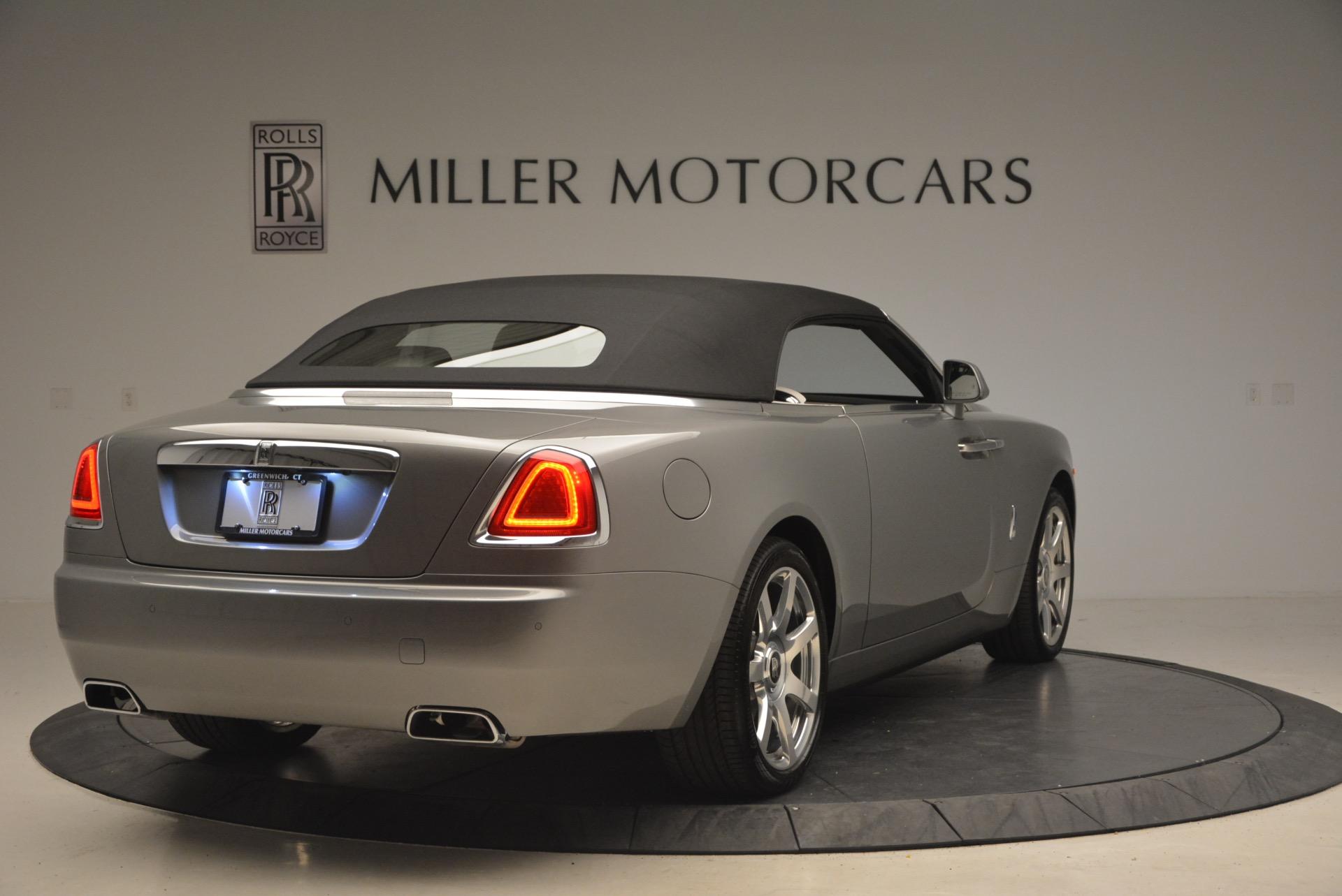 Used 2016 Rolls-Royce Dawn  For Sale In Greenwich, CT. Alfa Romeo of Greenwich, B1226A 1283_p20
