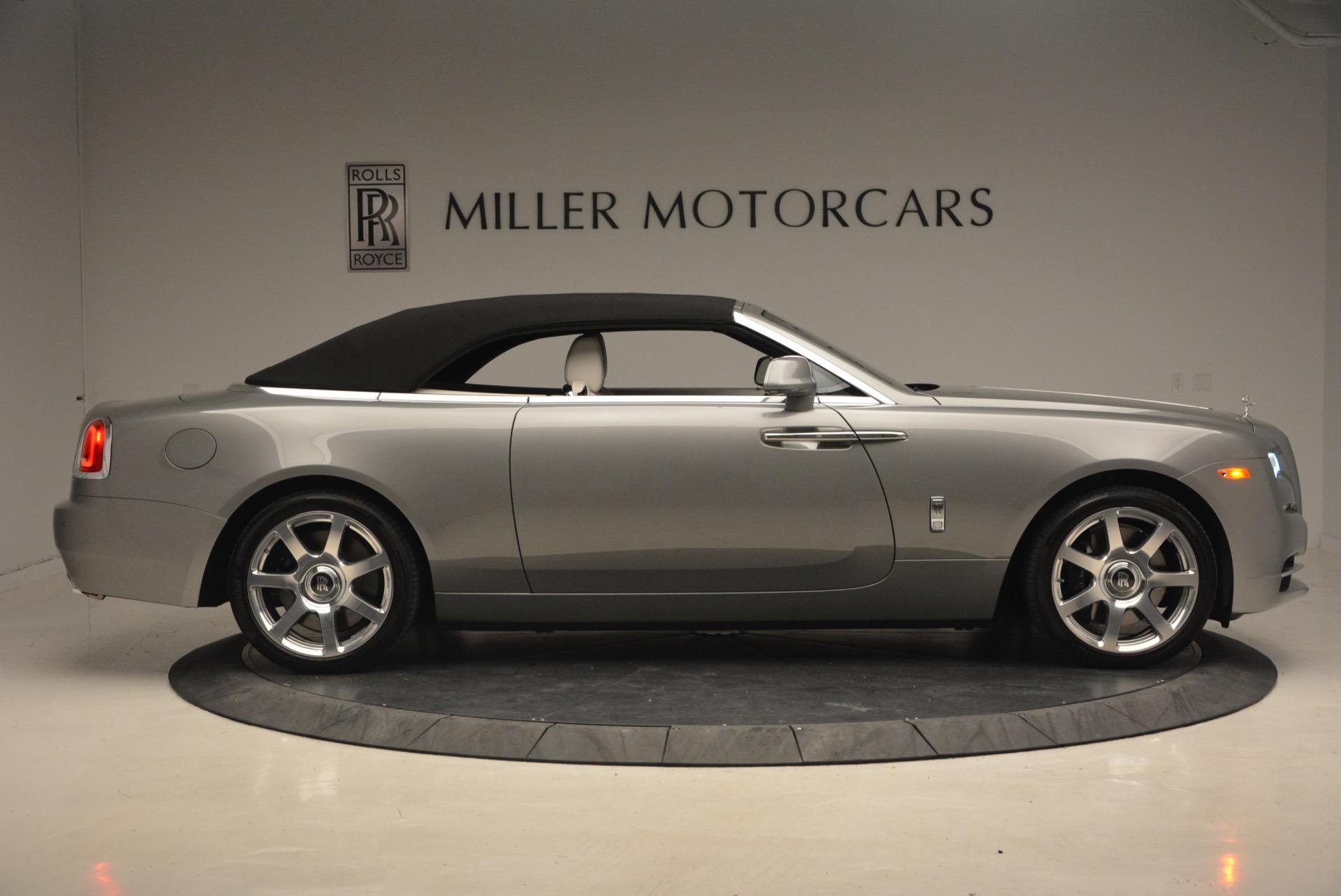 Used 2016 Rolls-Royce Dawn  For Sale In Greenwich, CT. Alfa Romeo of Greenwich, B1226A 1283_p22