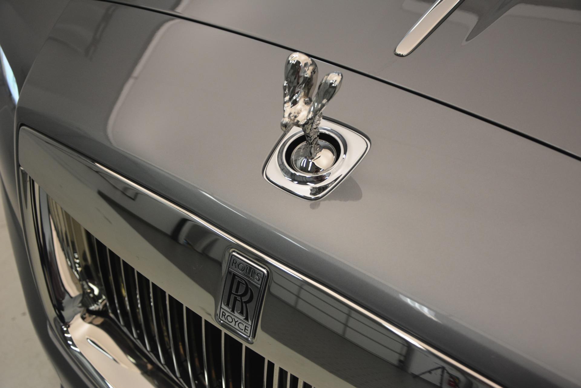 Used 2016 Rolls-Royce Dawn  For Sale In Greenwich, CT. Alfa Romeo of Greenwich, B1226A 1283_p26