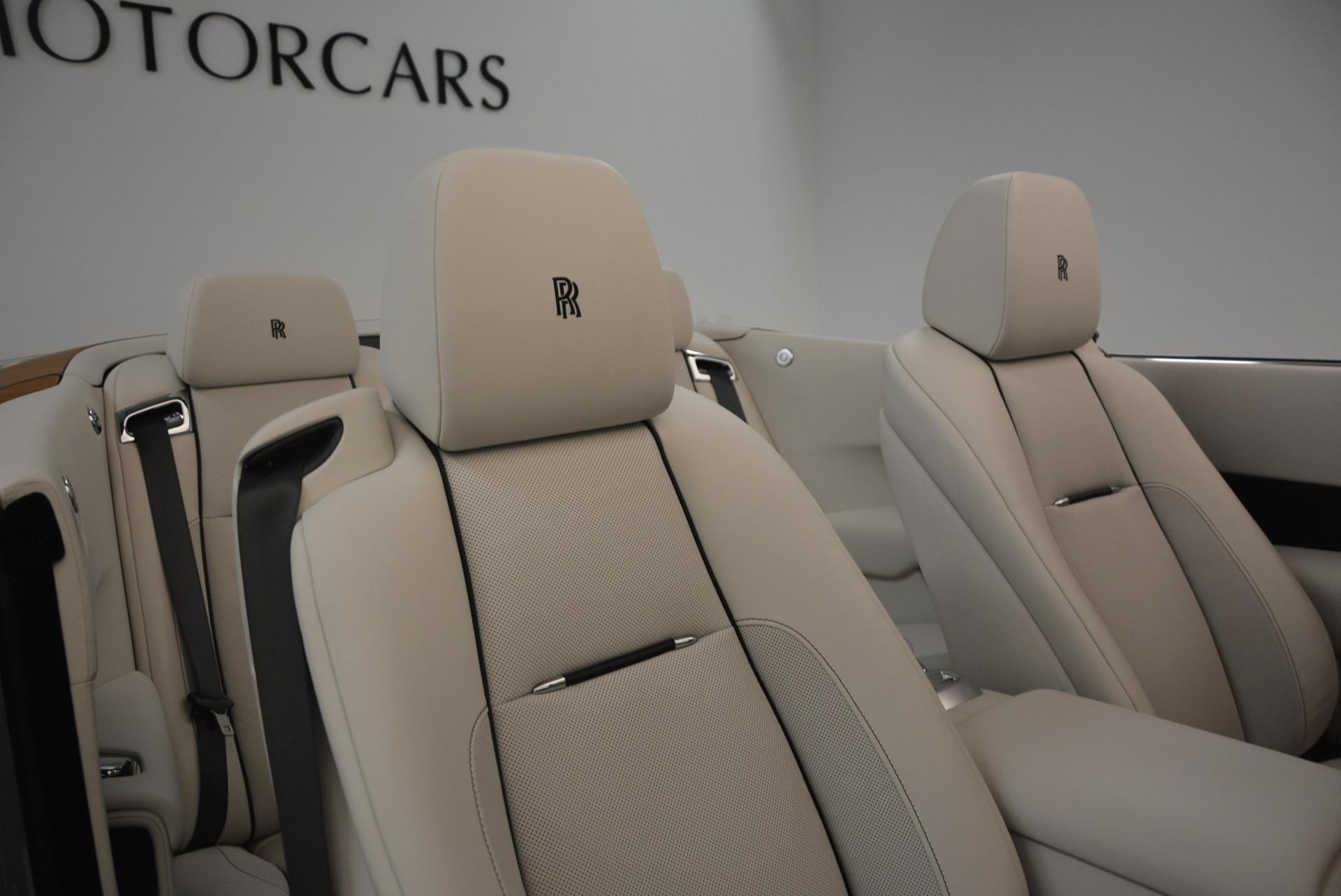 Used 2016 Rolls-Royce Dawn  For Sale In Greenwich, CT. Alfa Romeo of Greenwich, B1226A 1283_p45
