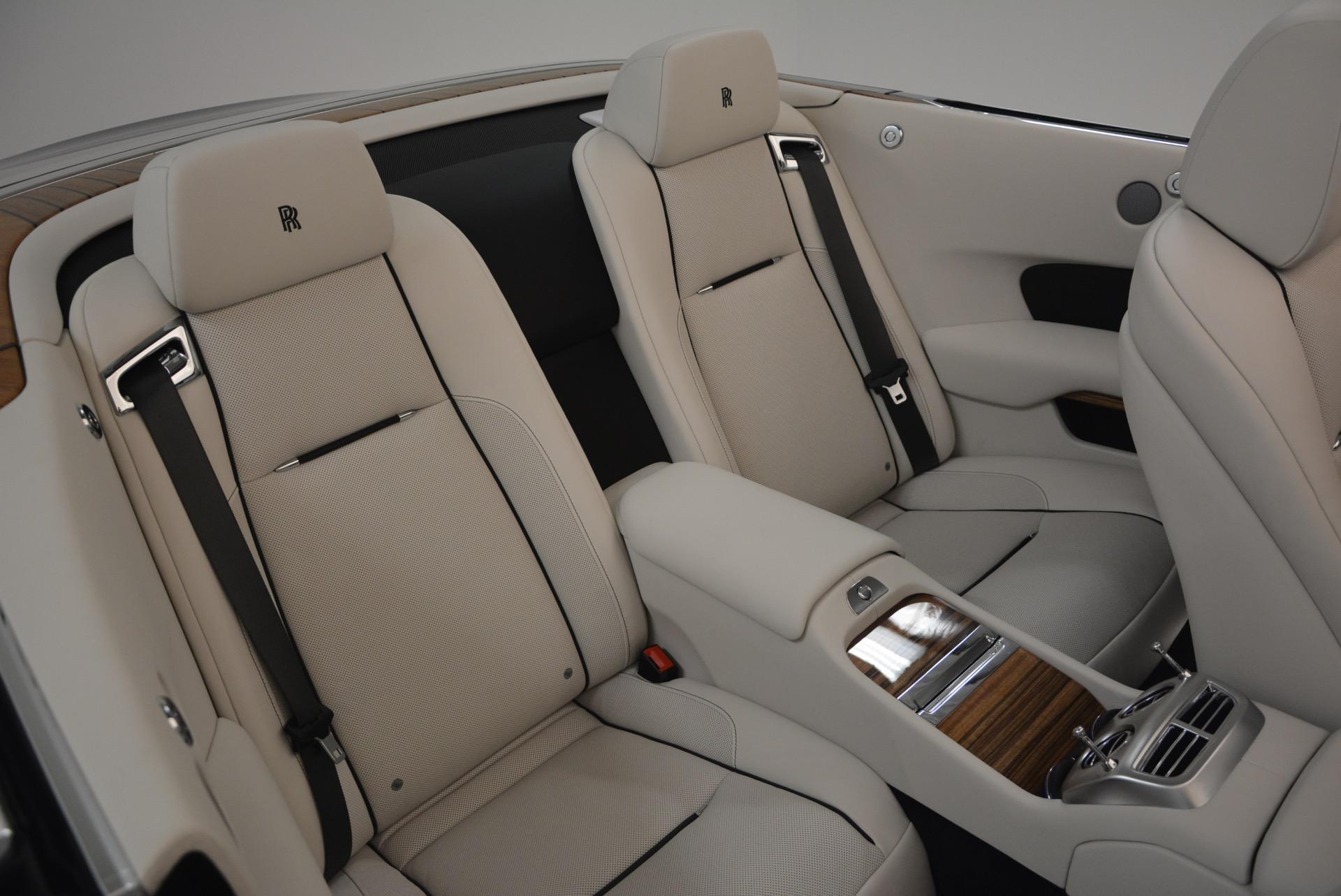Used 2016 Rolls-Royce Dawn  For Sale In Greenwich, CT. Alfa Romeo of Greenwich, B1226A 1283_p46