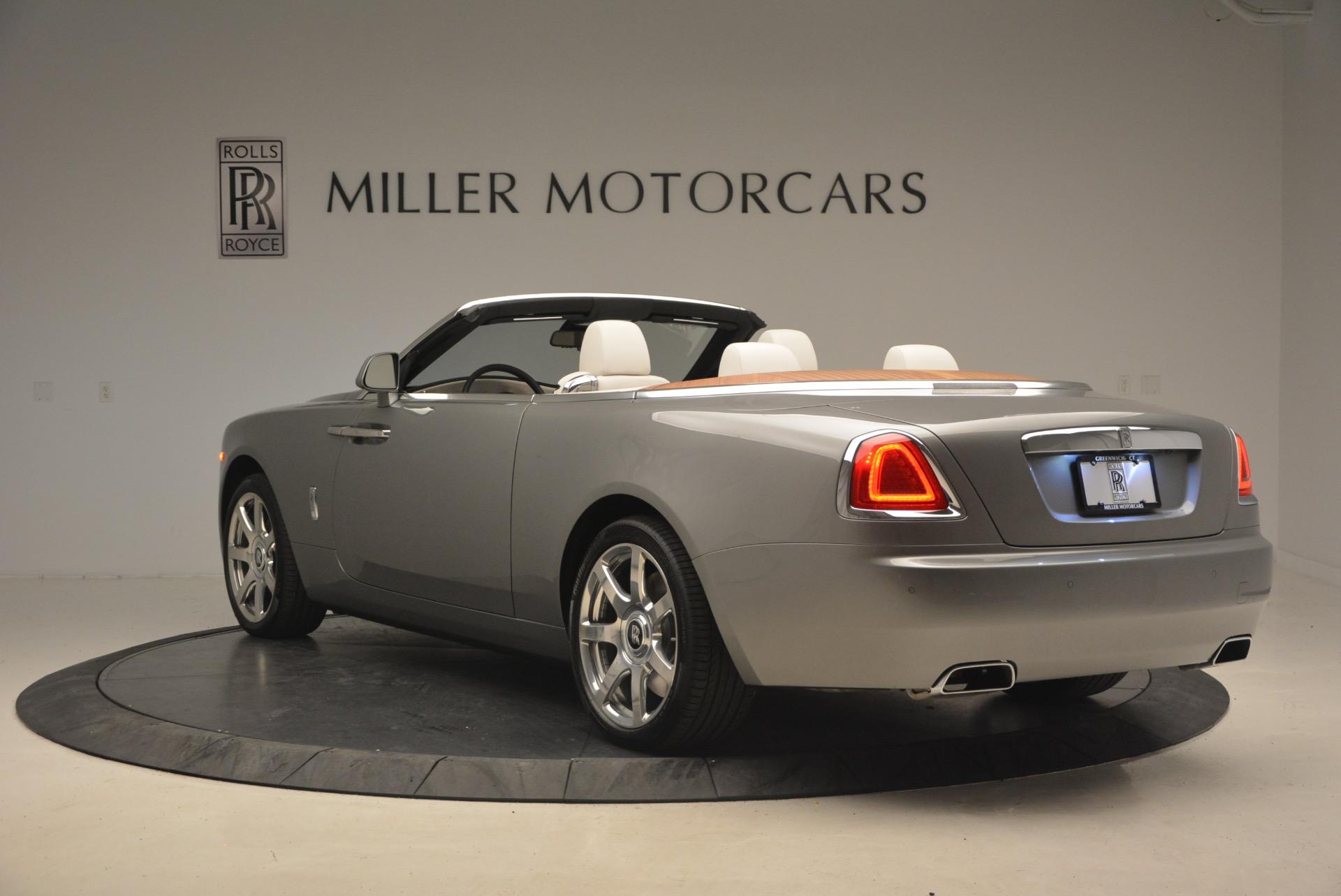 Used 2016 Rolls-Royce Dawn  For Sale In Greenwich, CT. Alfa Romeo of Greenwich, B1226A 1283_p5