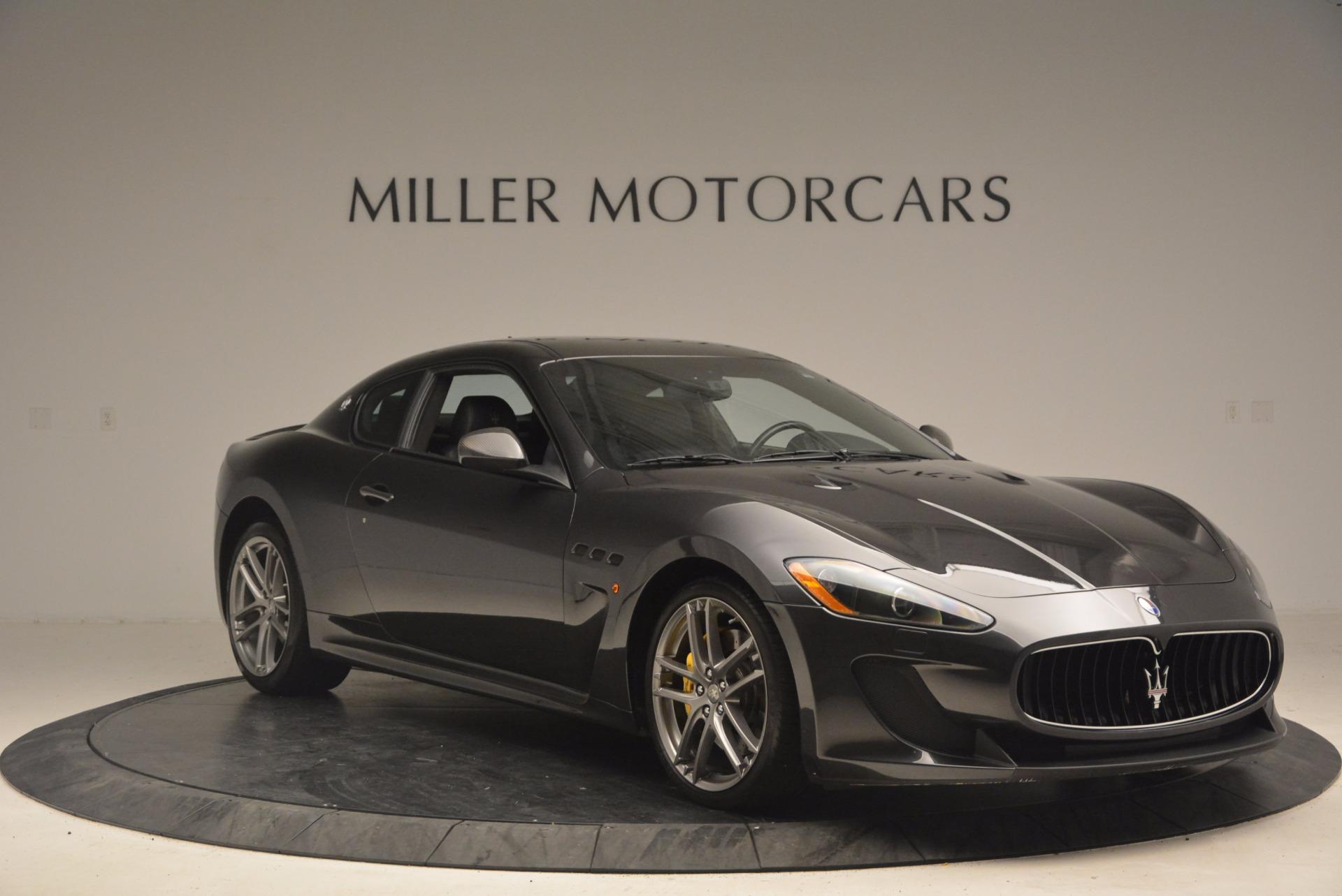 Used 2012 Maserati GranTurismo MC For Sale In Greenwich, CT. Alfa Romeo of Greenwich, U104 1284_p11