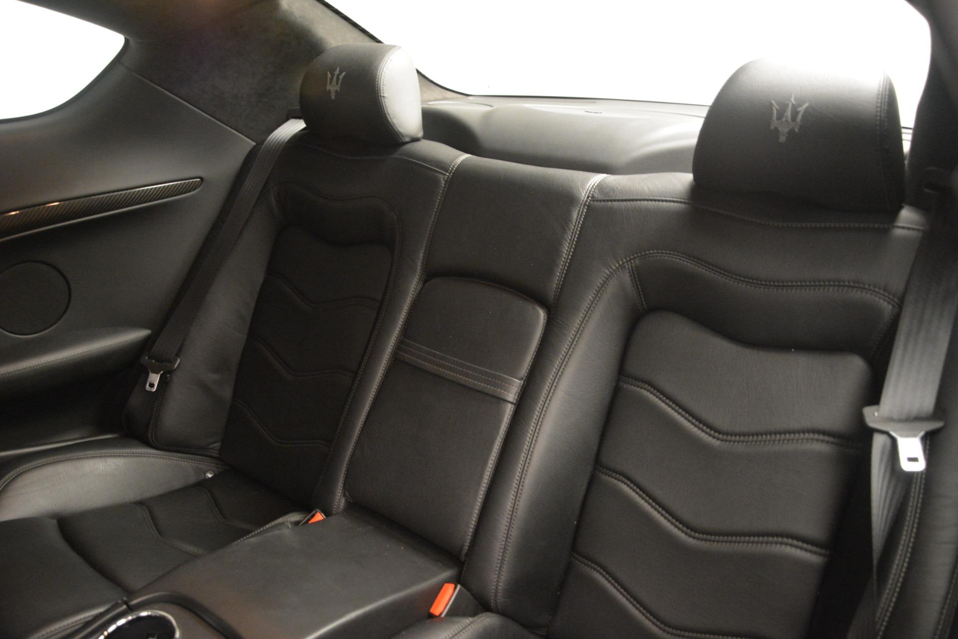 Used 2012 Maserati GranTurismo MC For Sale In Greenwich, CT. Alfa Romeo of Greenwich, U104 1284_p17