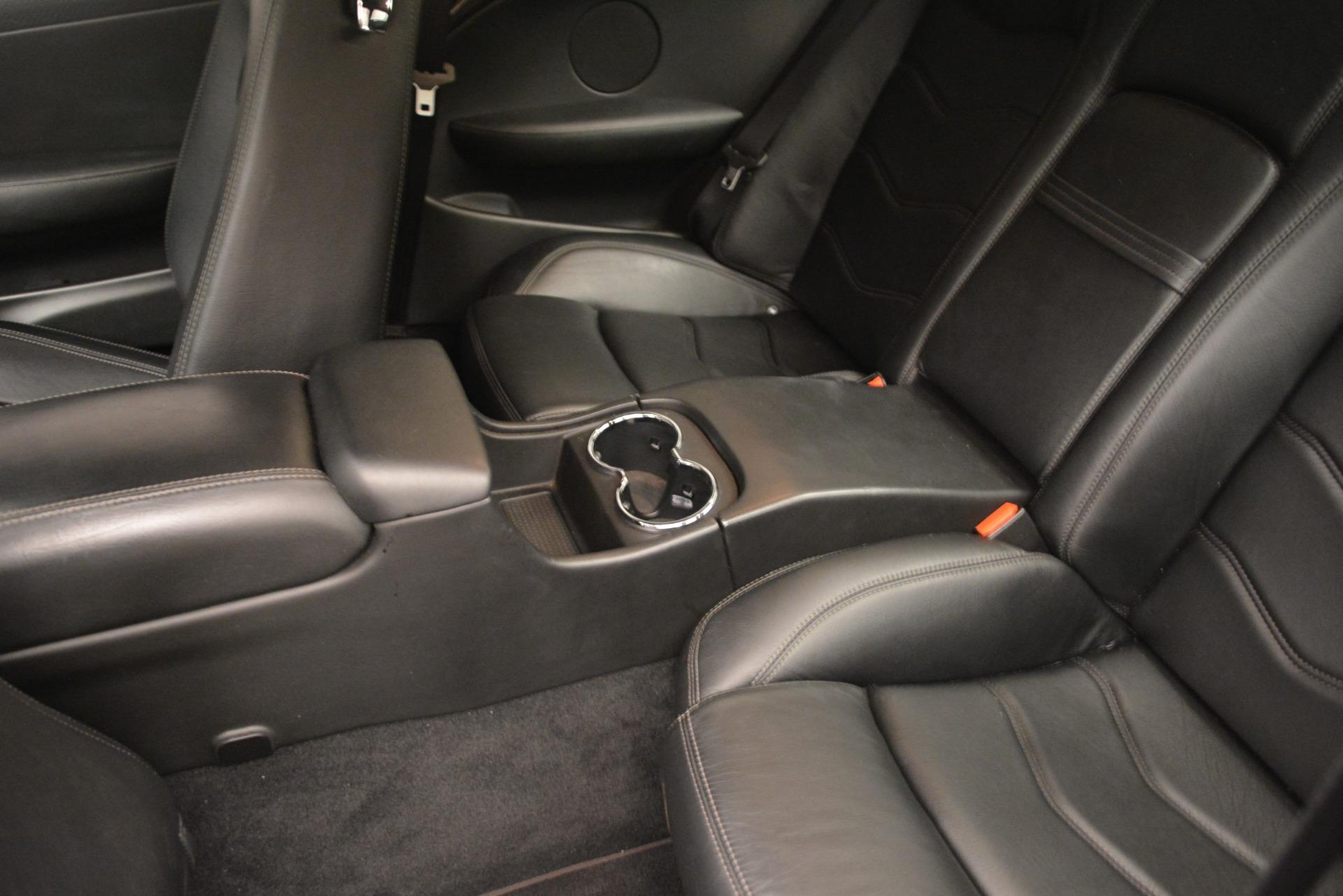 Used 2012 Maserati GranTurismo MC For Sale In Greenwich, CT. Alfa Romeo of Greenwich, U104 1284_p18